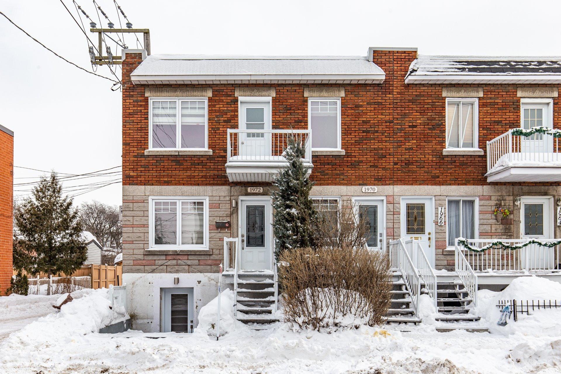 image 27 - Duplex À vendre Villeray/Saint-Michel/Parc-Extension Montréal  - 5 pièces