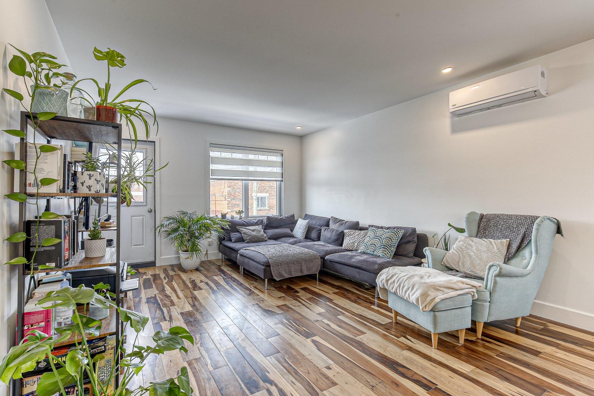 image 5 - Duplex À vendre Villeray/Saint-Michel/Parc-Extension Montréal  - 5 pièces