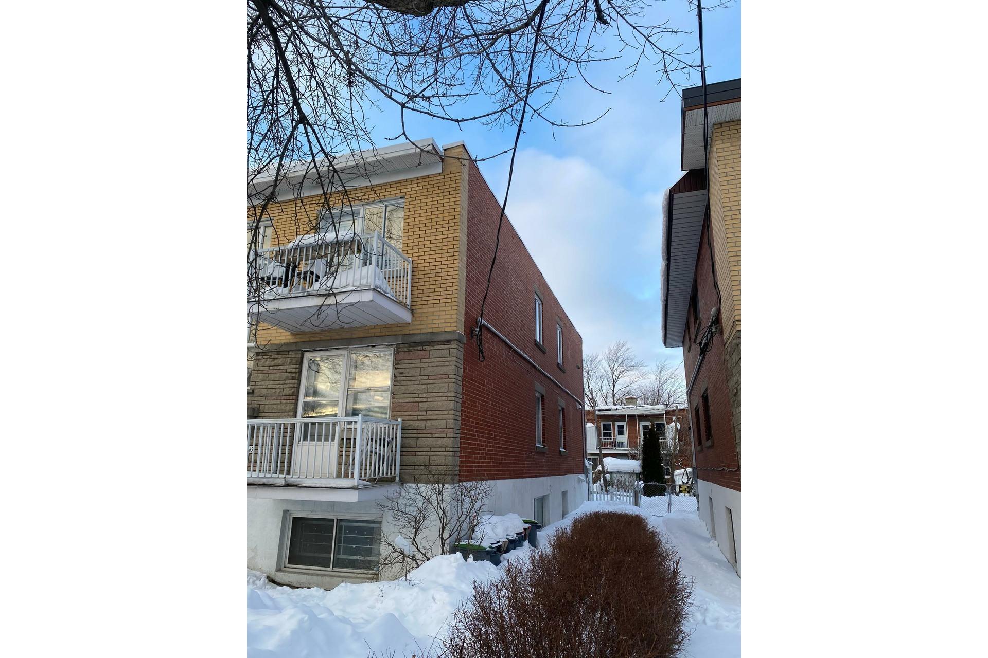 image 2 - Triplex À vendre Rosemont/La Petite-Patrie Montréal  - 4 pièces