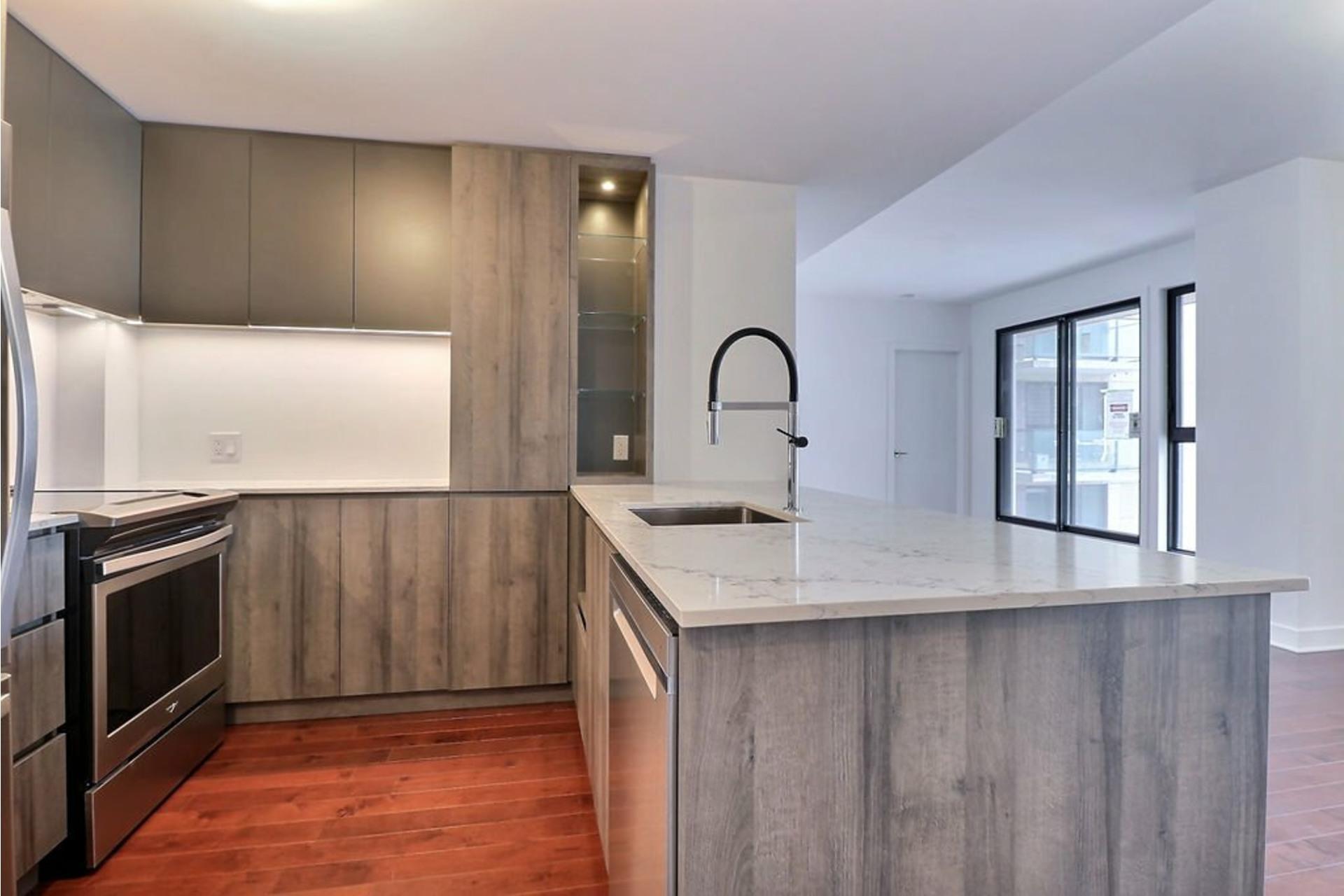 image 9 - Apartment For rent Le Sud-Ouest Montréal  - 2 rooms