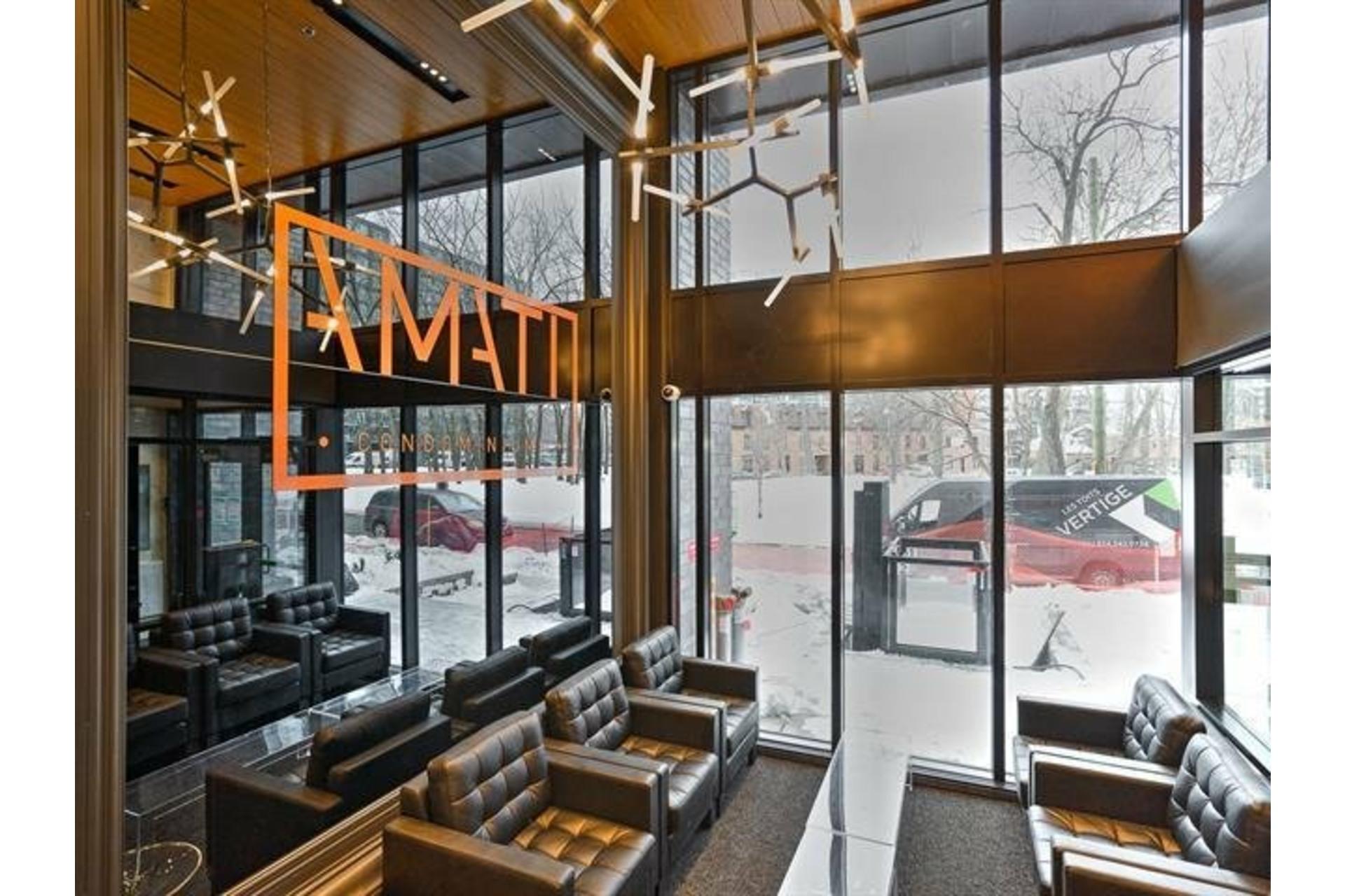 image 0 - Apartment For rent Le Sud-Ouest Montréal  - 1 room