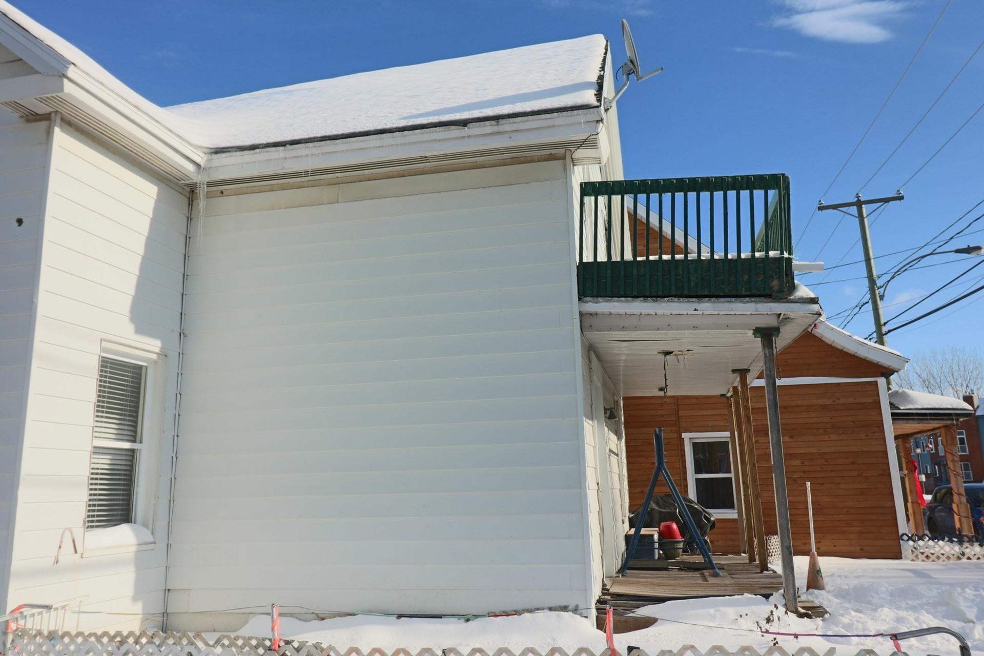 image 2 - Duplex For sale Trois-Rivières - 4 rooms