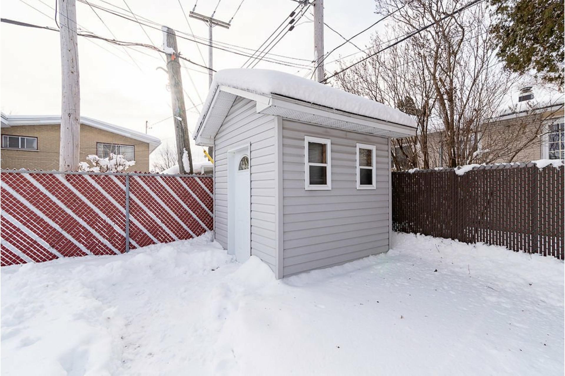 image 55 - House For sale Montréal-Nord Montréal  - 10 rooms