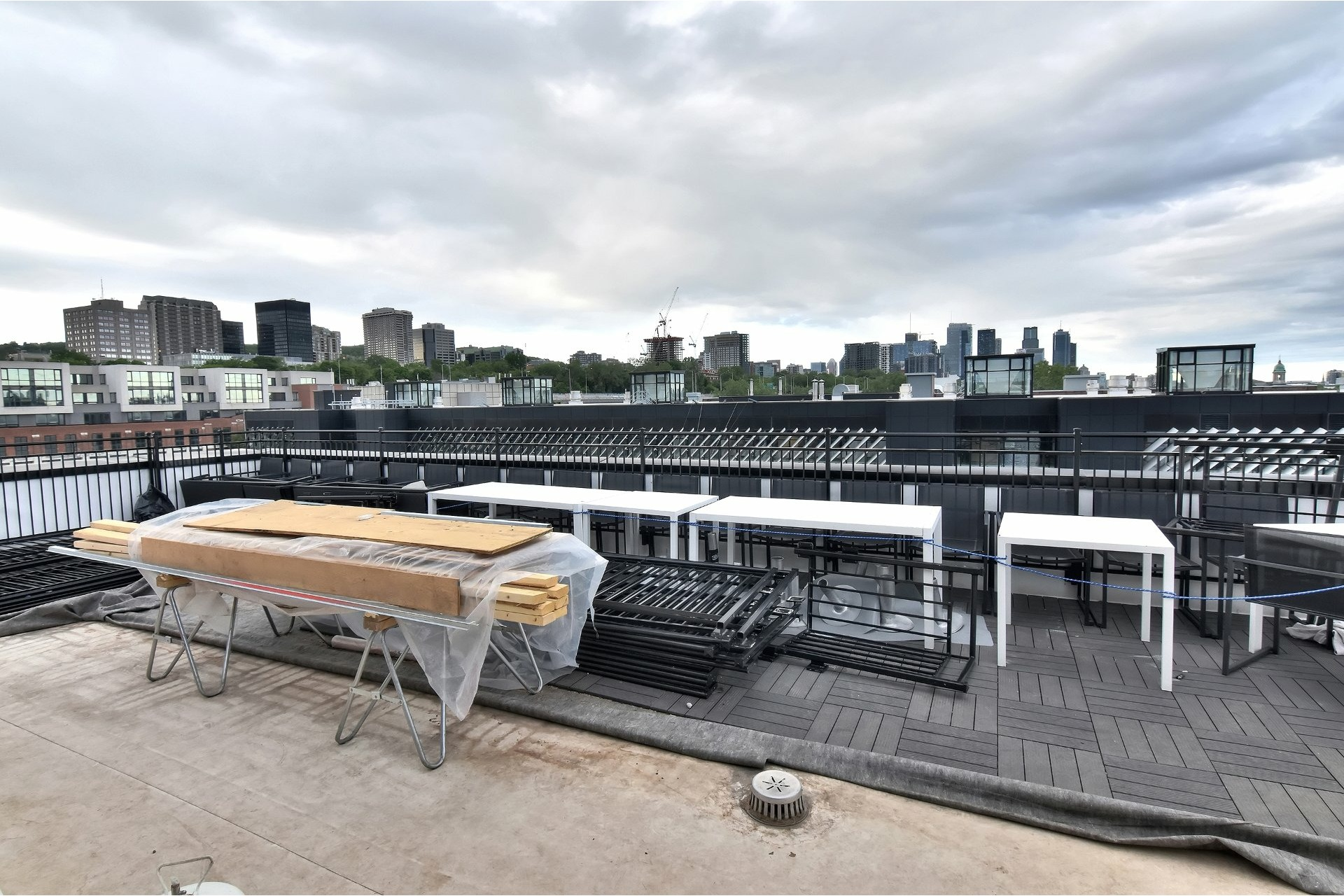 image 22 - Apartment For rent Le Sud-Ouest Montréal  - 7 rooms