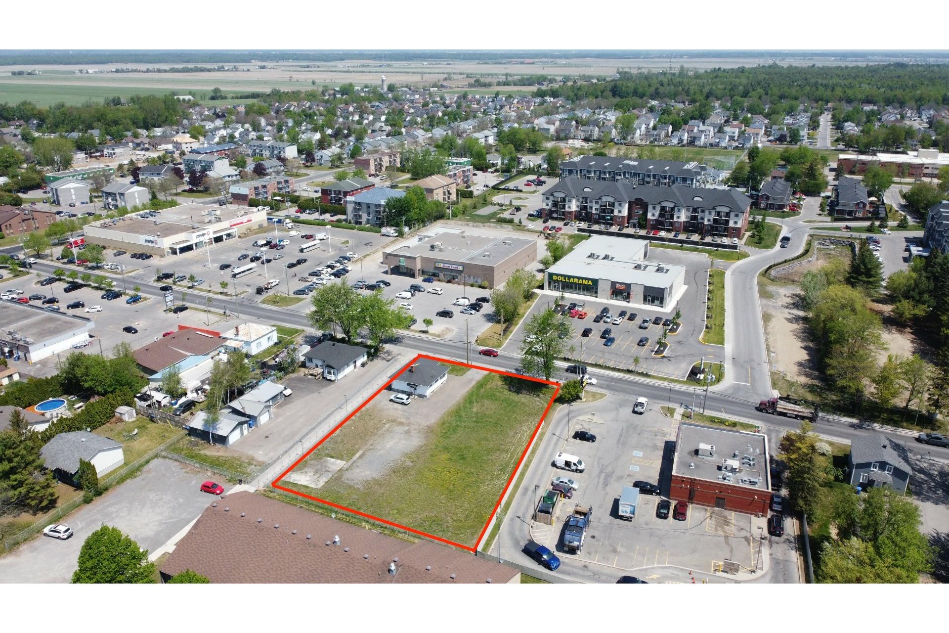 image 0 - Terrain À vendre Sainte-Anne-des-Plaines