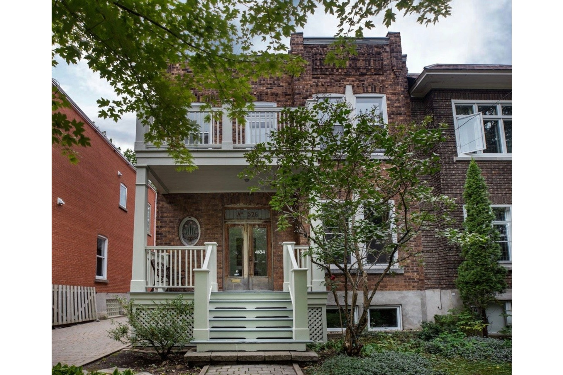 image 0 - Maison À vendre Côte-des-Neiges/Notre-Dame-de-Grâce Montréal  - 10 pièces