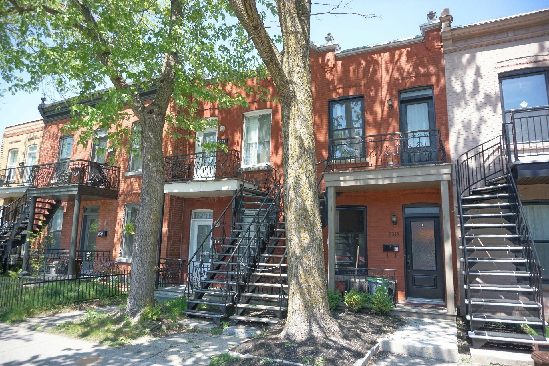 image 2 - Duplex À vendre Rosemont/La Petite-Patrie Montréal  - 4 pièces