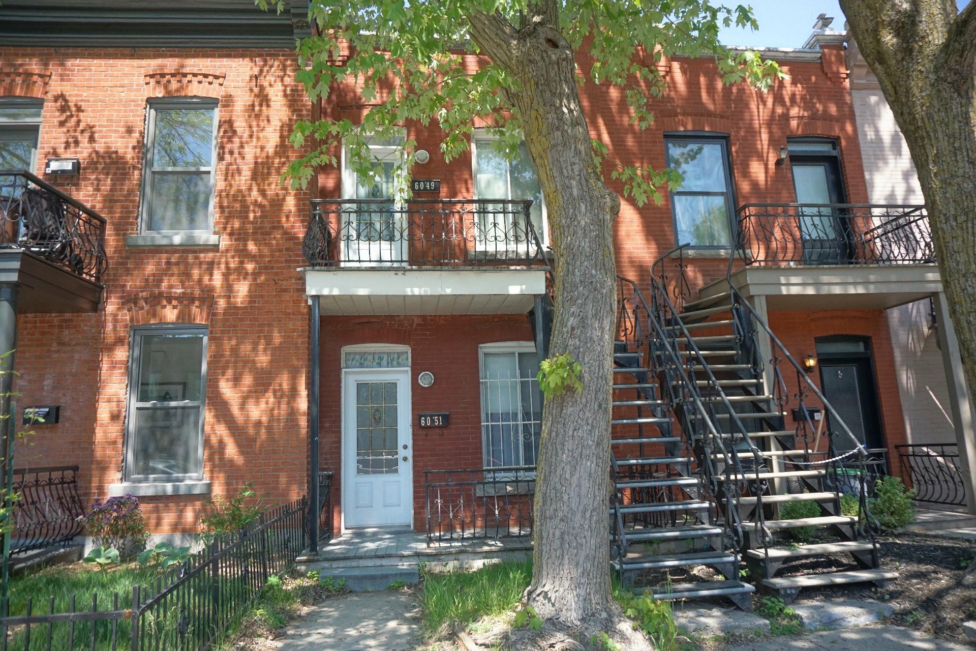 image 0 - Duplex À vendre Rosemont/La Petite-Patrie Montréal  - 4 pièces