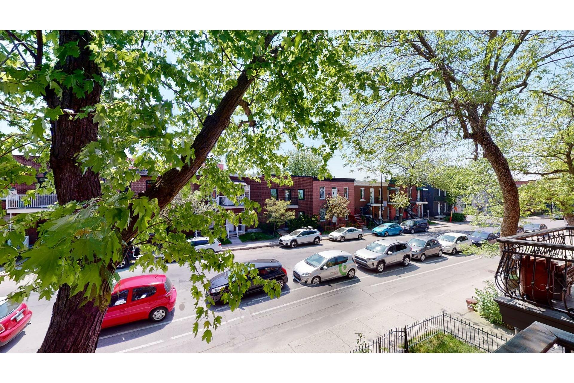 image 20 - Duplex À vendre Rosemont/La Petite-Patrie Montréal  - 4 pièces