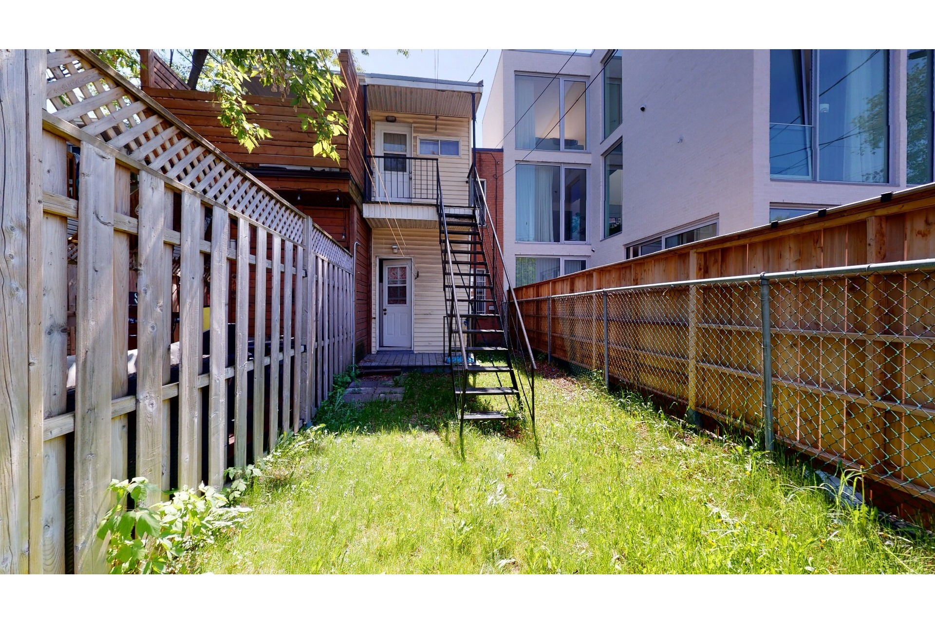 image 5 - Duplex À vendre Rosemont/La Petite-Patrie Montréal  - 4 pièces