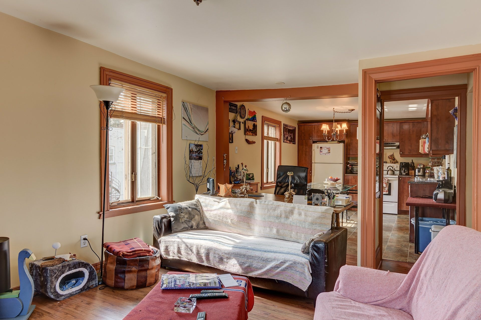 image 16 - Quadruplex For sale Ville-Marie Montréal  - 4 rooms