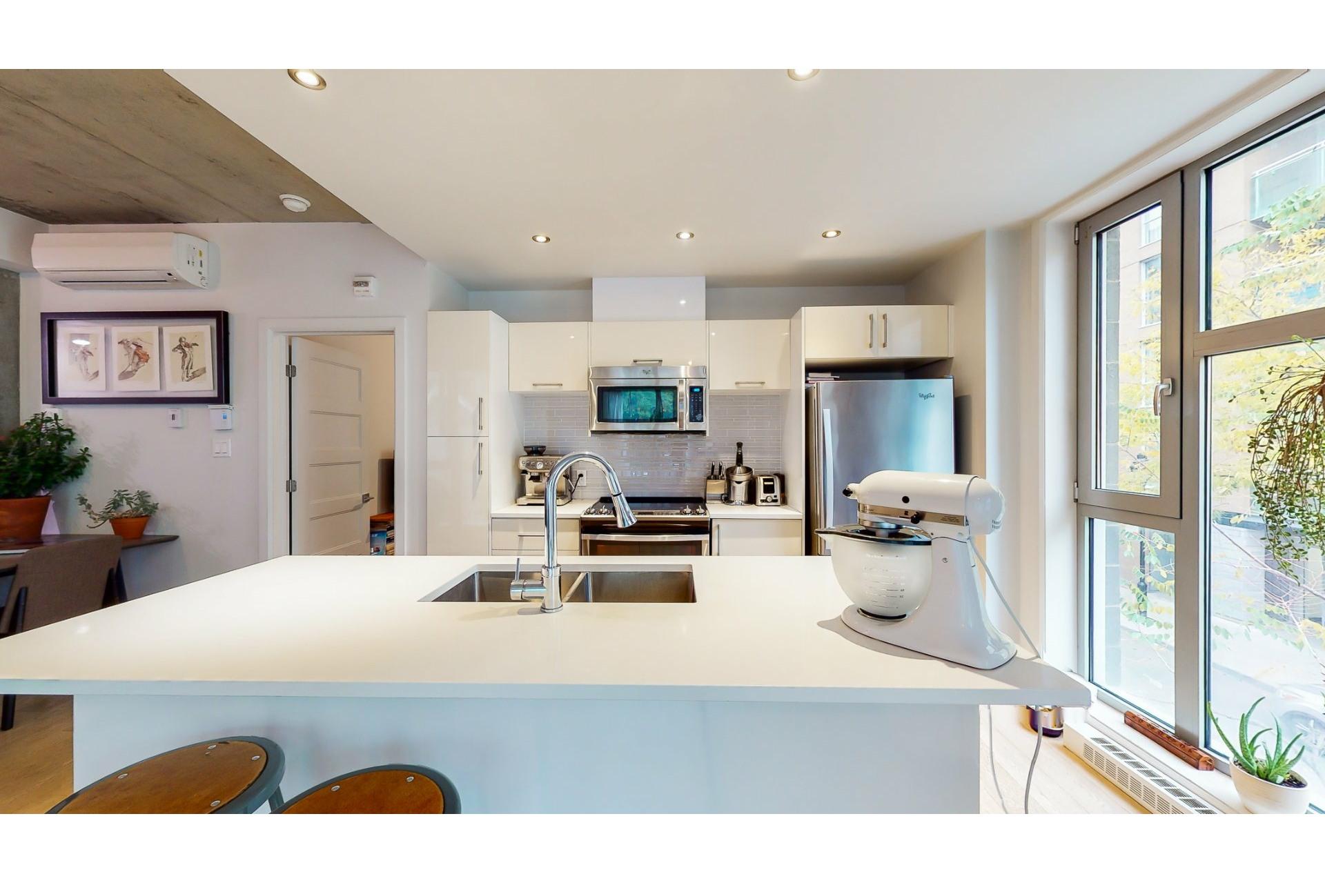 image 11 - Departamento En venta Ville-Marie Montréal  - 8 habitaciones