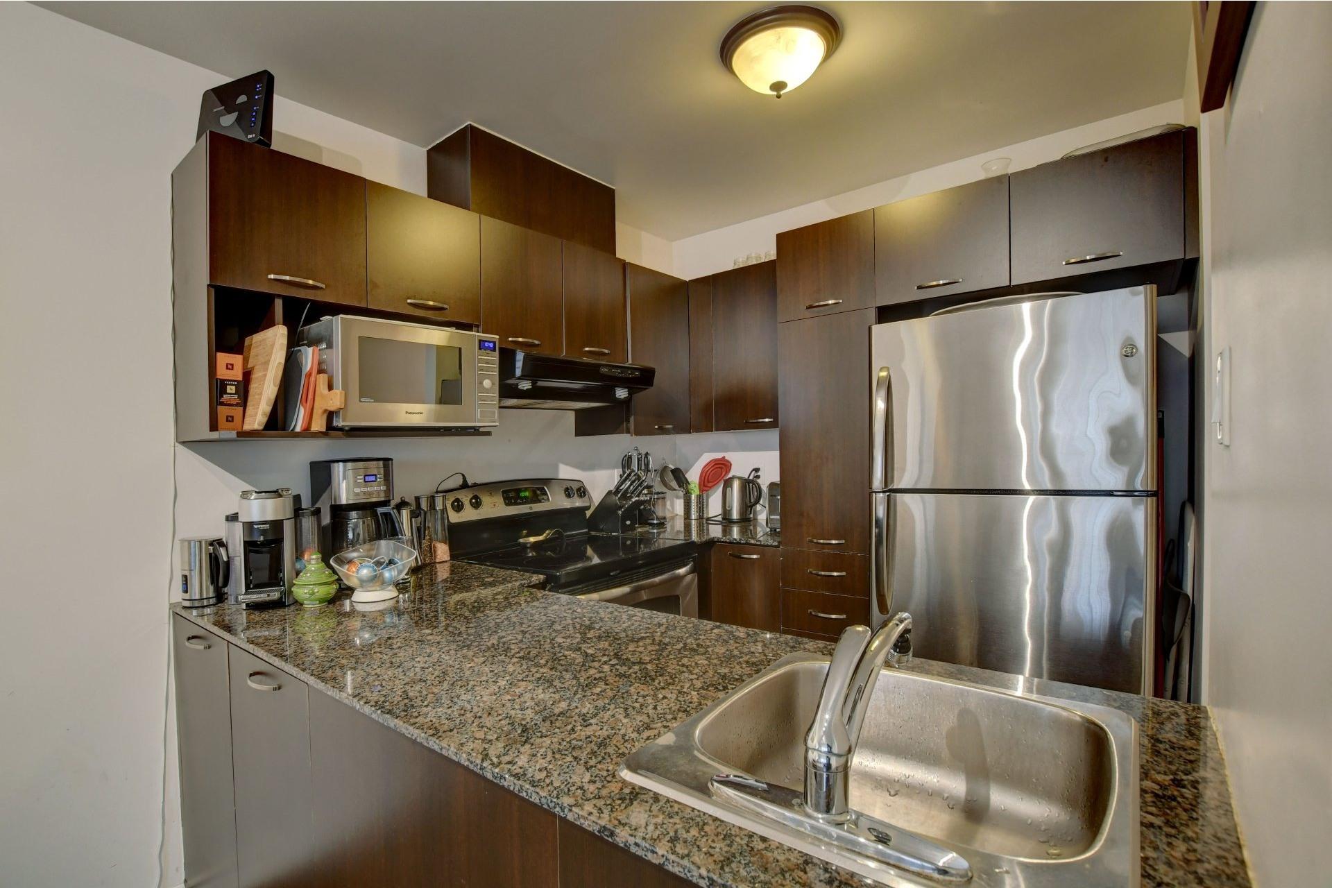 image 4 - Apartment For sale Mercier/Hochelaga-Maisonneuve Montréal  - 5 rooms