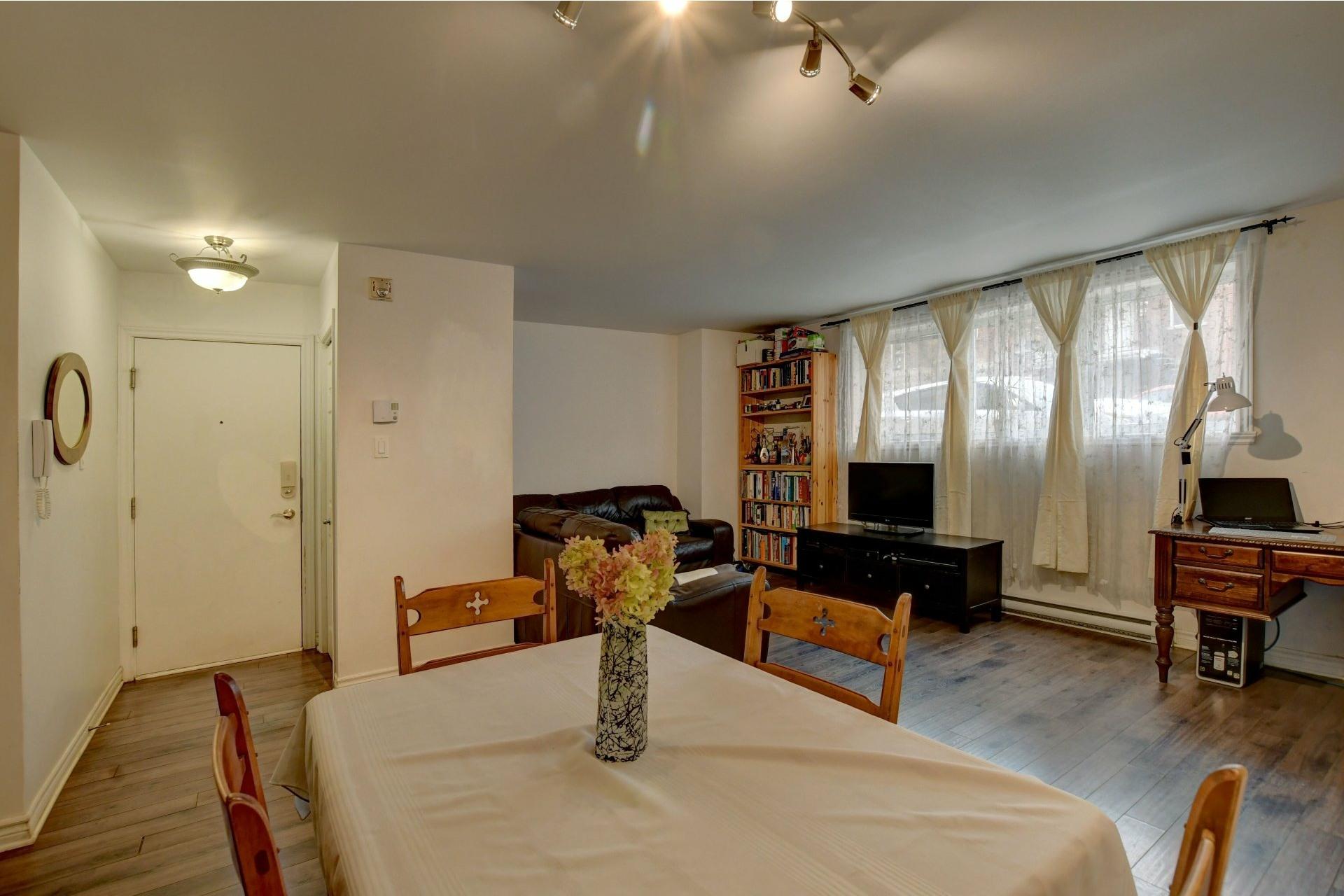image 2 - Apartment For sale Mercier/Hochelaga-Maisonneuve Montréal  - 5 rooms