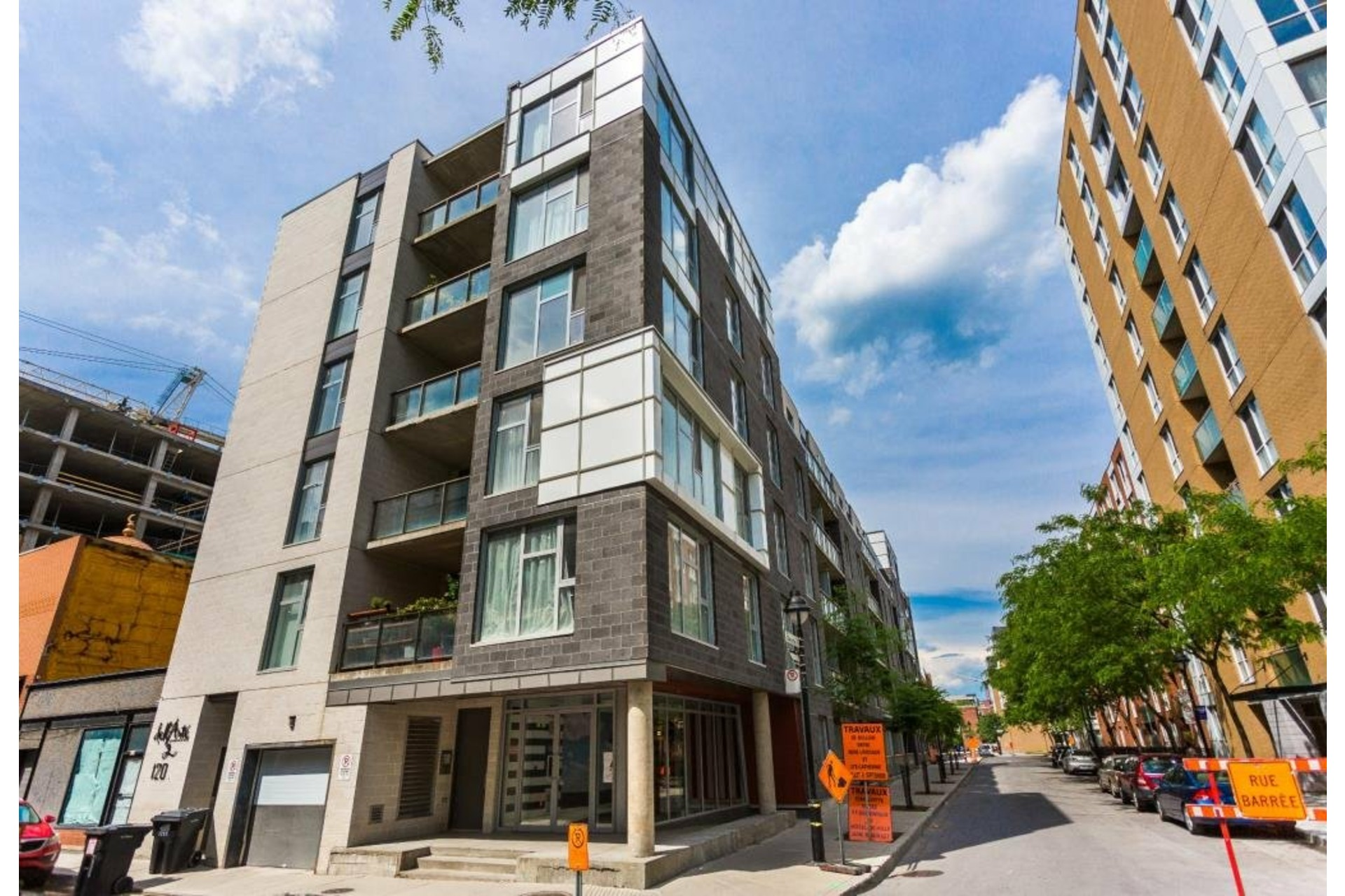 Apartment For sale Ville-Marie Montréal  - 8 rooms