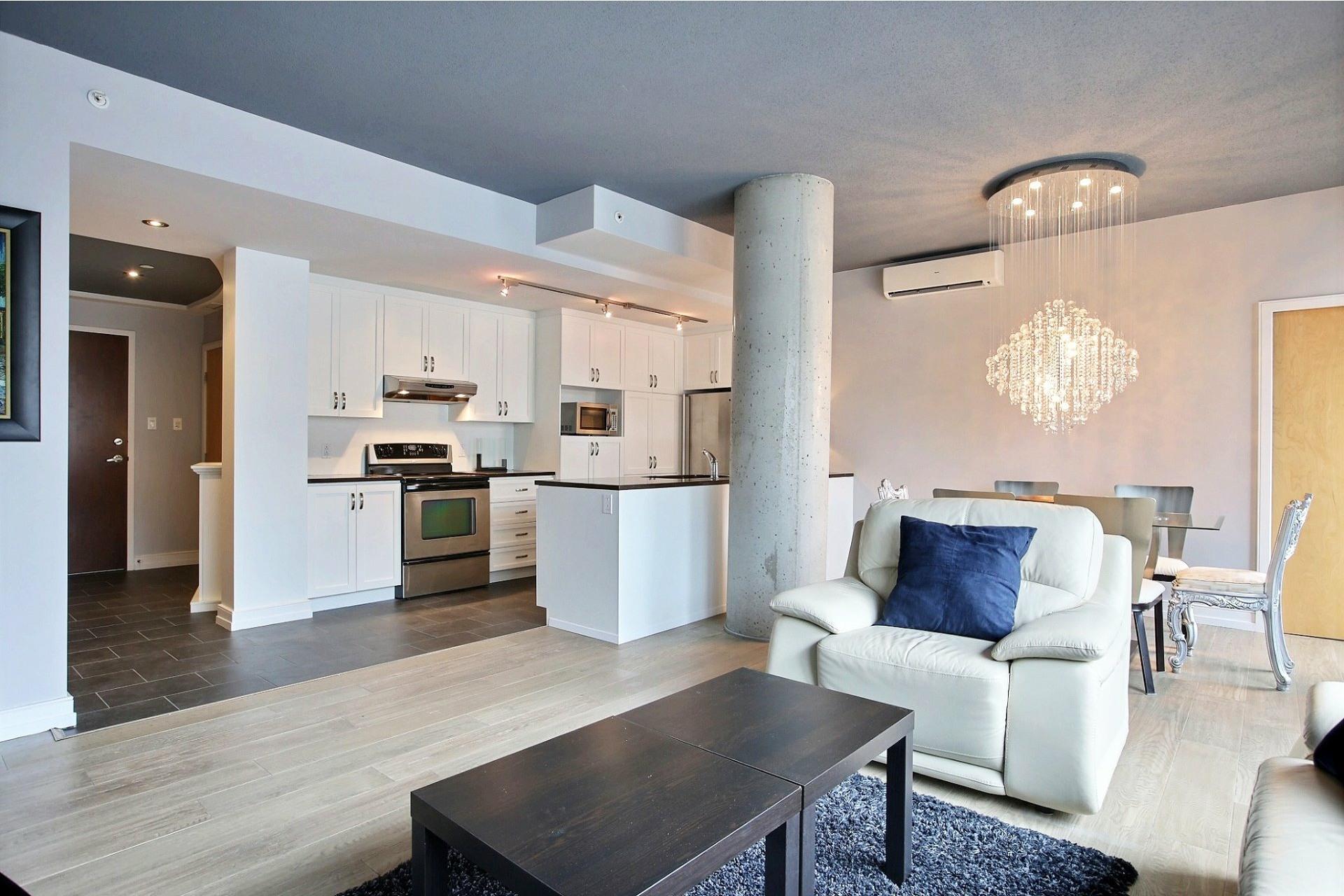 image 4 - Appartement À vendre La Cité-Limoilou Québec  - 9 pièces