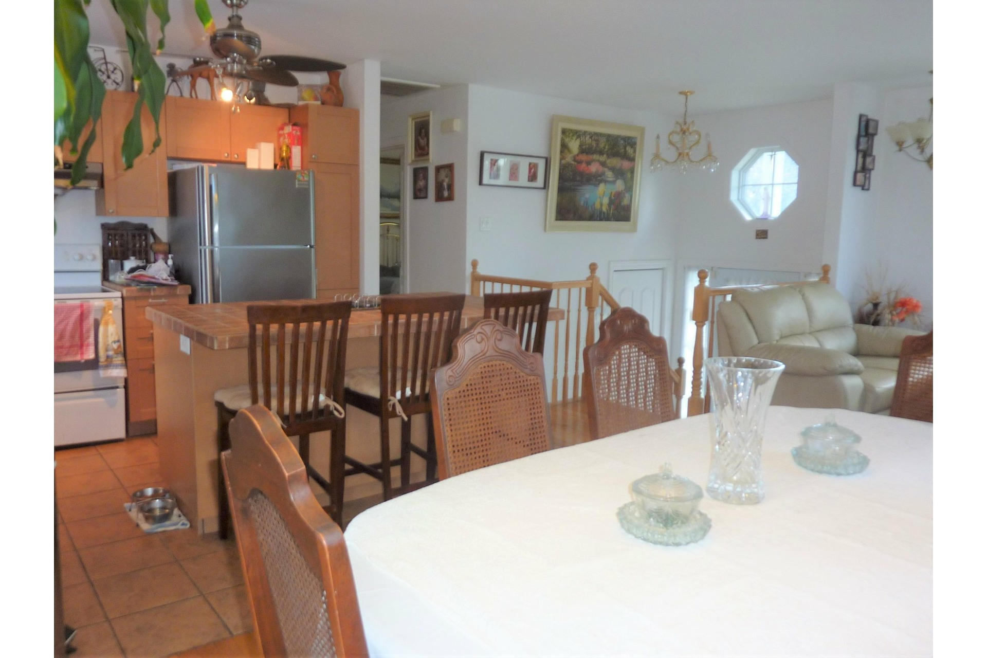 image 6 - House For sale Châteauguay - 10 rooms