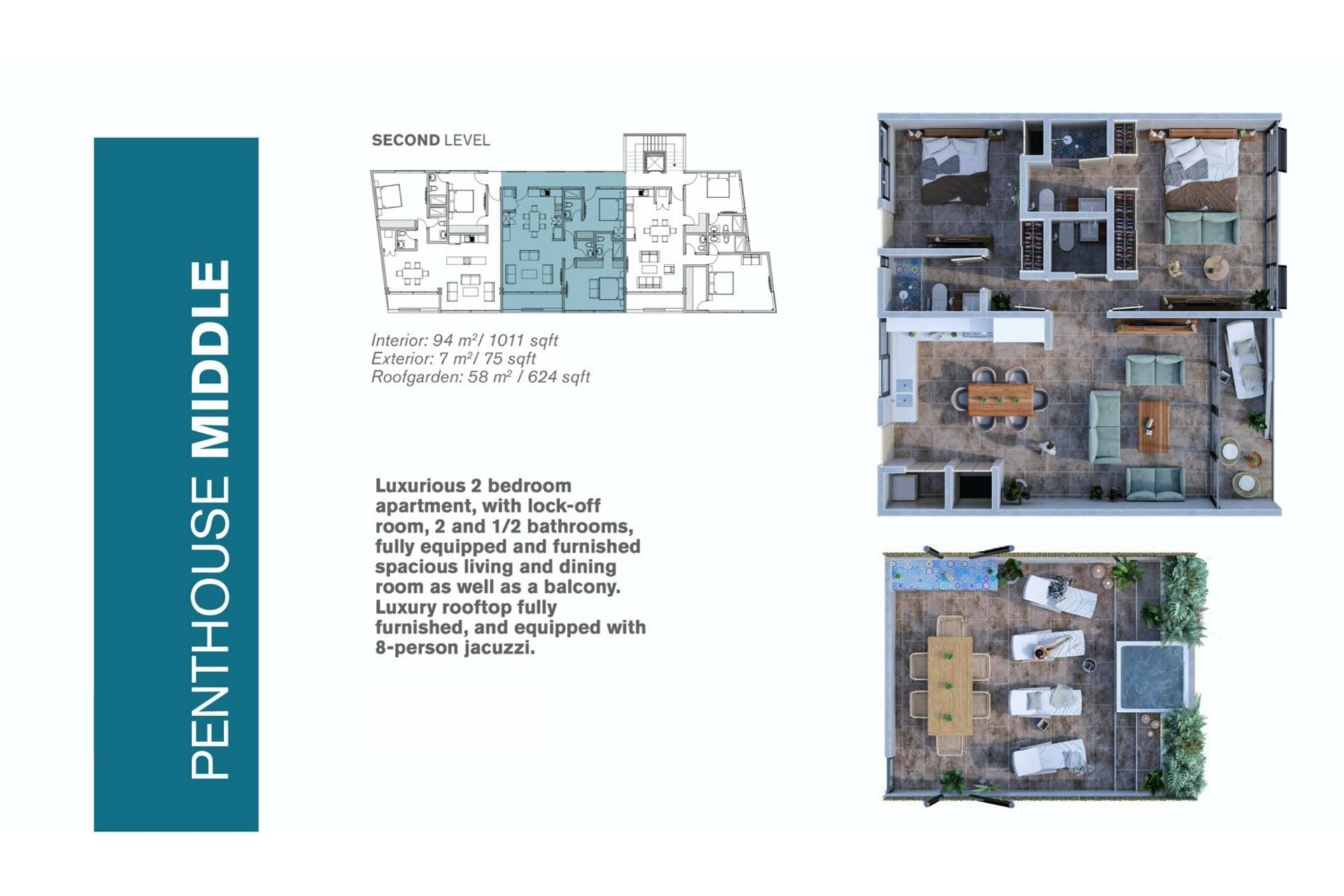 image 9 - Appartement À vendre Autres pays - 7 pièces