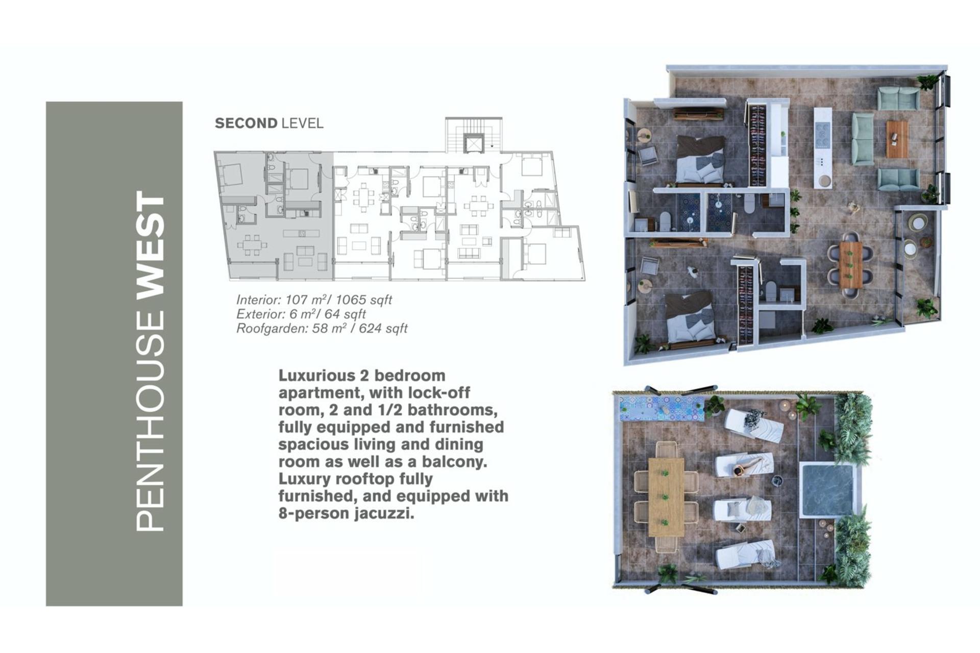 image 7 - Apartment For sale Autres pays - 7 rooms