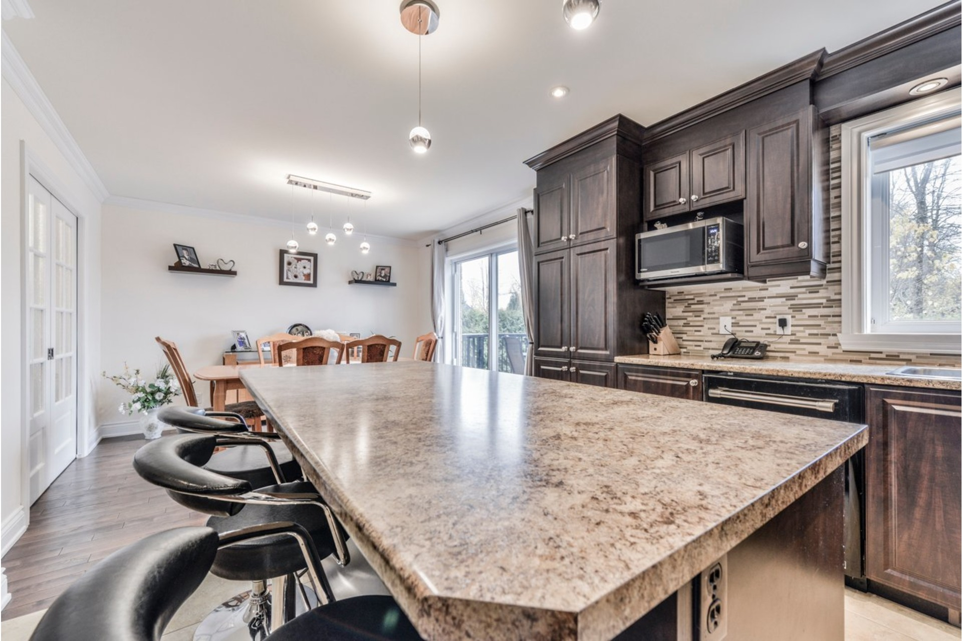 image 9 - House For sale Saint-Hubert Longueuil  - 9 rooms