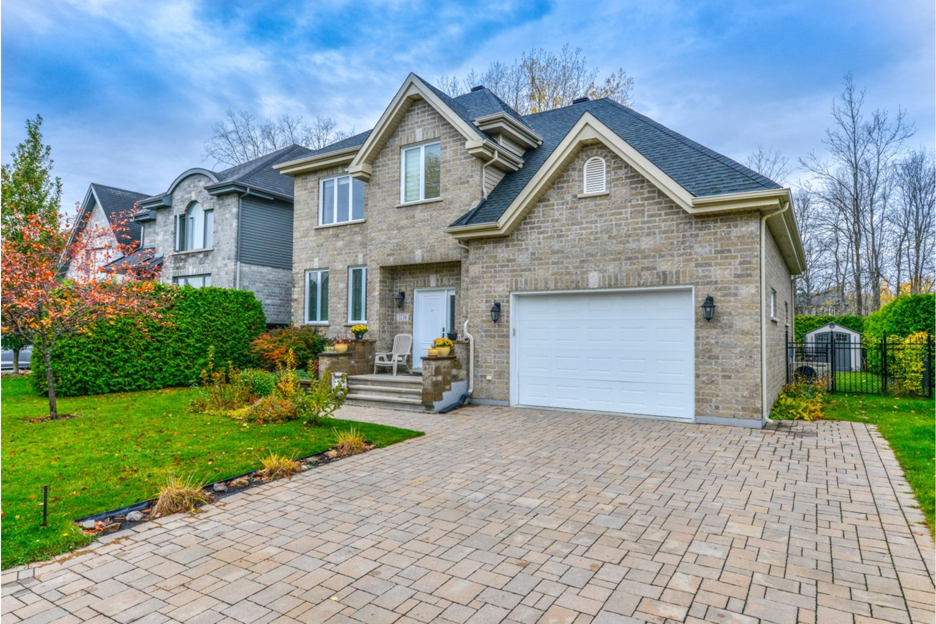 image 1 - House For sale Saint-Hubert Longueuil  - 9 rooms