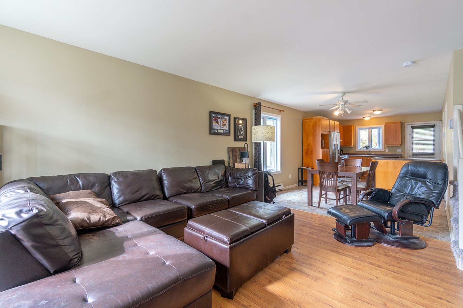 image 4 - Maison À vendre Fleurimont Sherbrooke  - 7 pièces