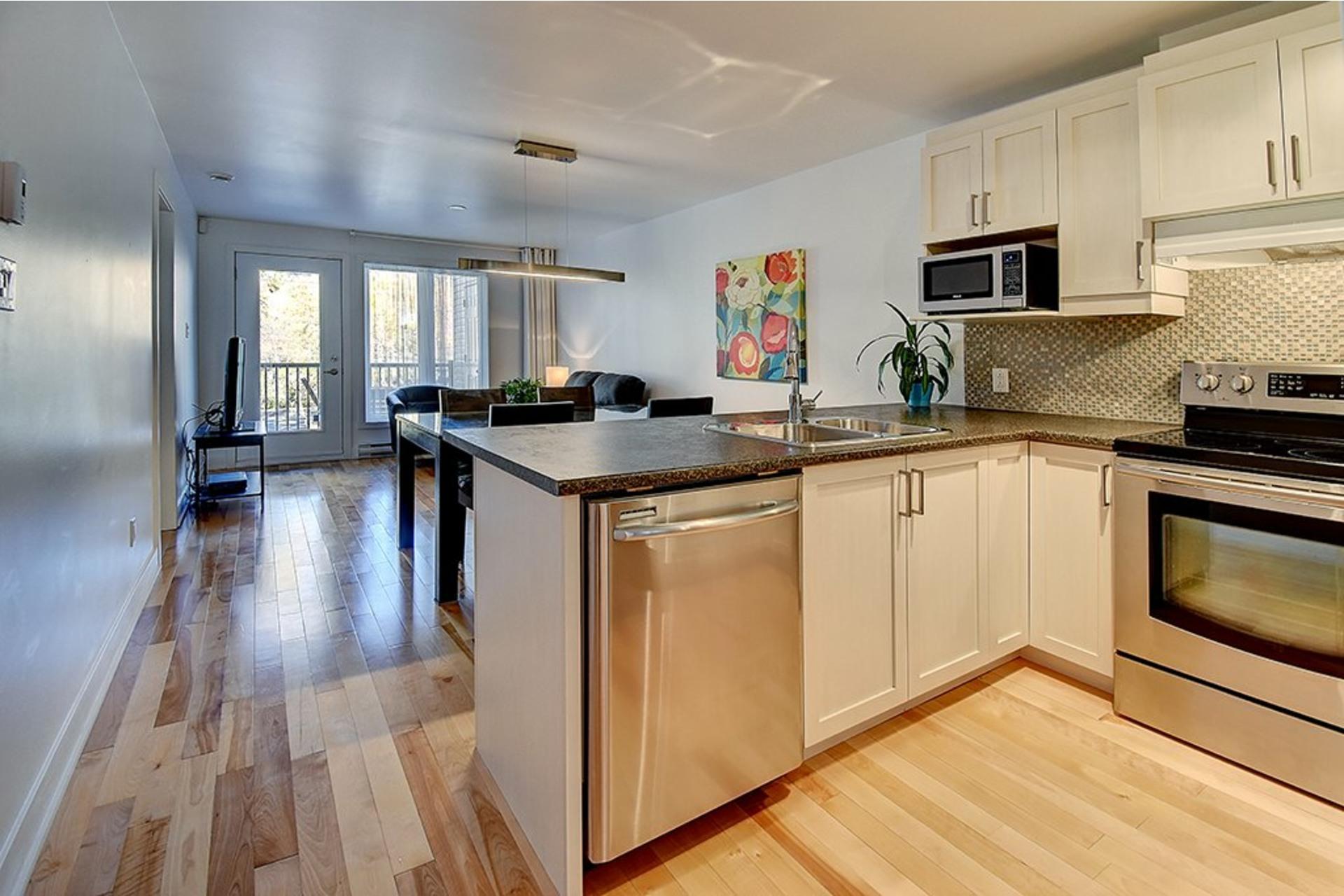 image 6 - Appartement À vendre Le Sud-Ouest Montréal  - 5 pièces