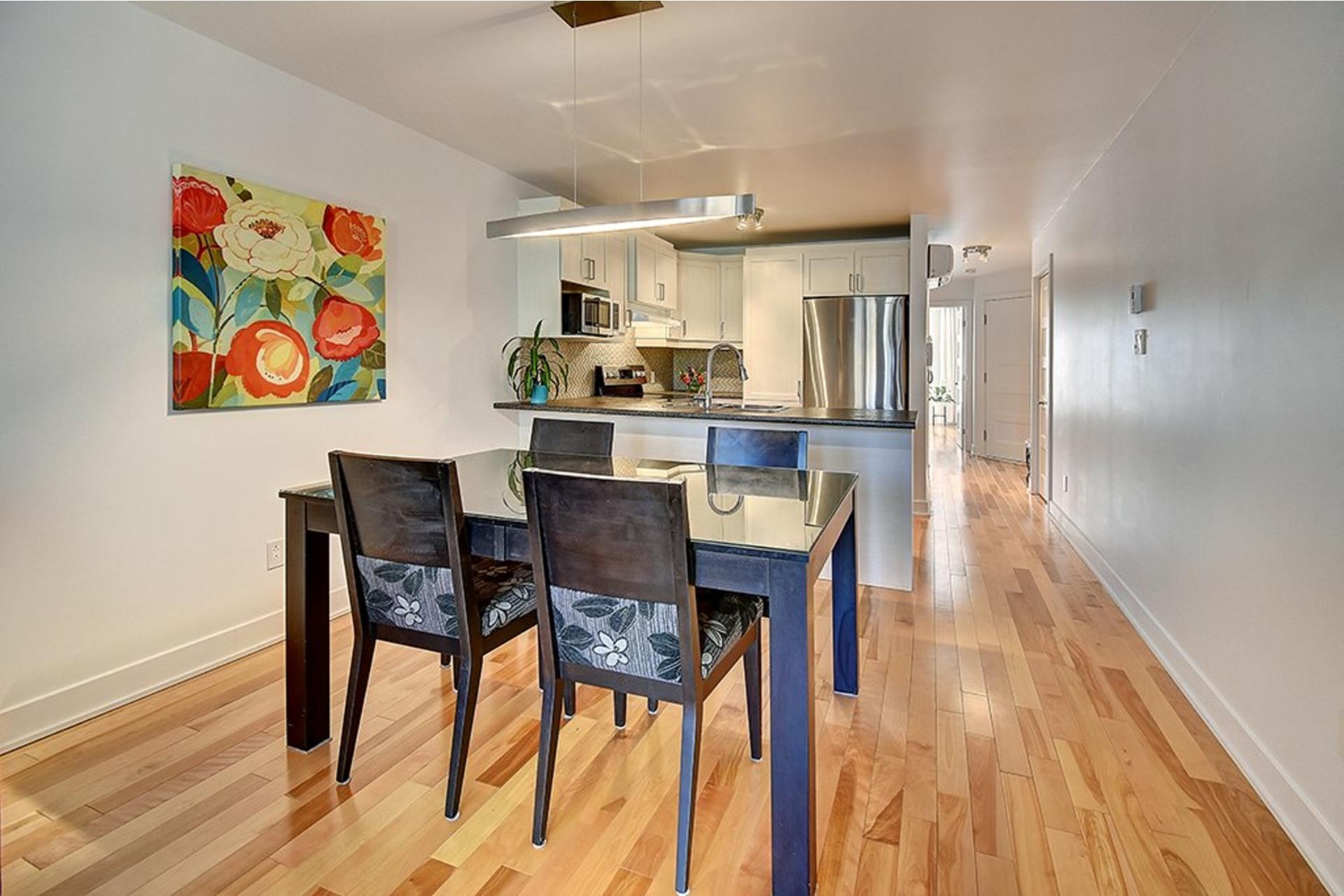 image 11 - Appartement À vendre Le Sud-Ouest Montréal  - 5 pièces
