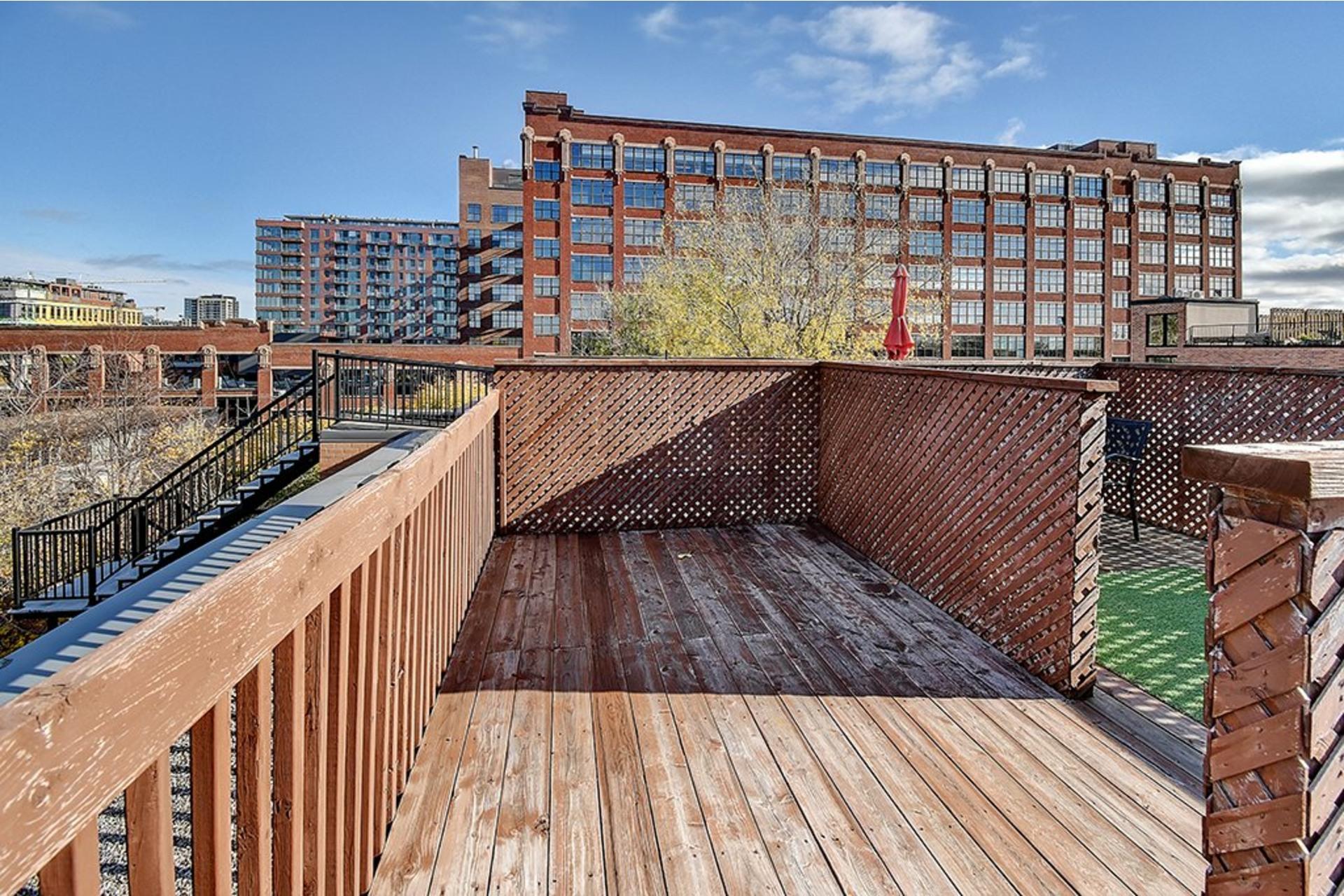 image 19 - Appartement À vendre Le Sud-Ouest Montréal  - 5 pièces