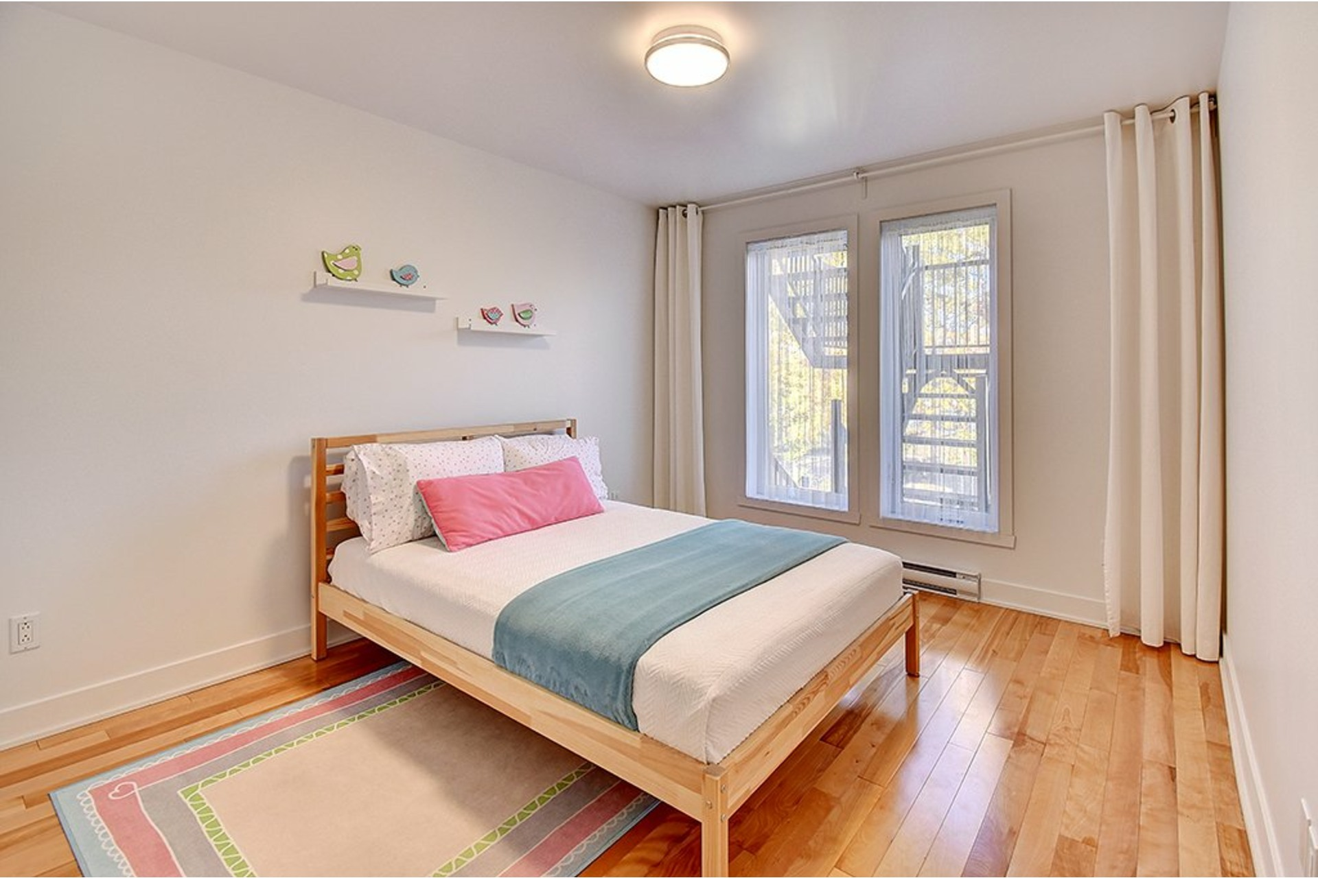 image 15 - Appartement À vendre Le Sud-Ouest Montréal  - 5 pièces