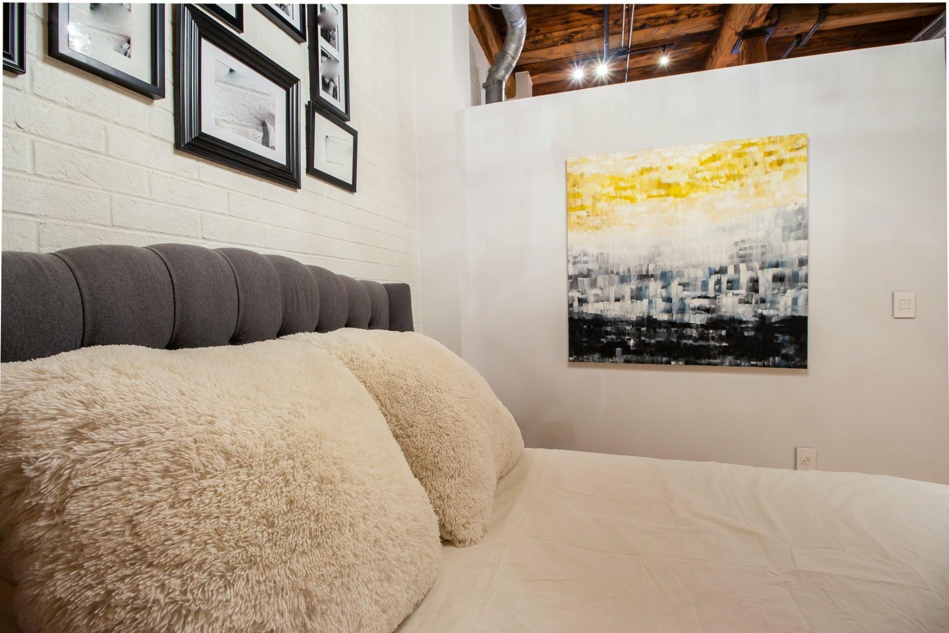 image 12 - Appartement À vendre Le Sud-Ouest Montréal  - 3 pièces