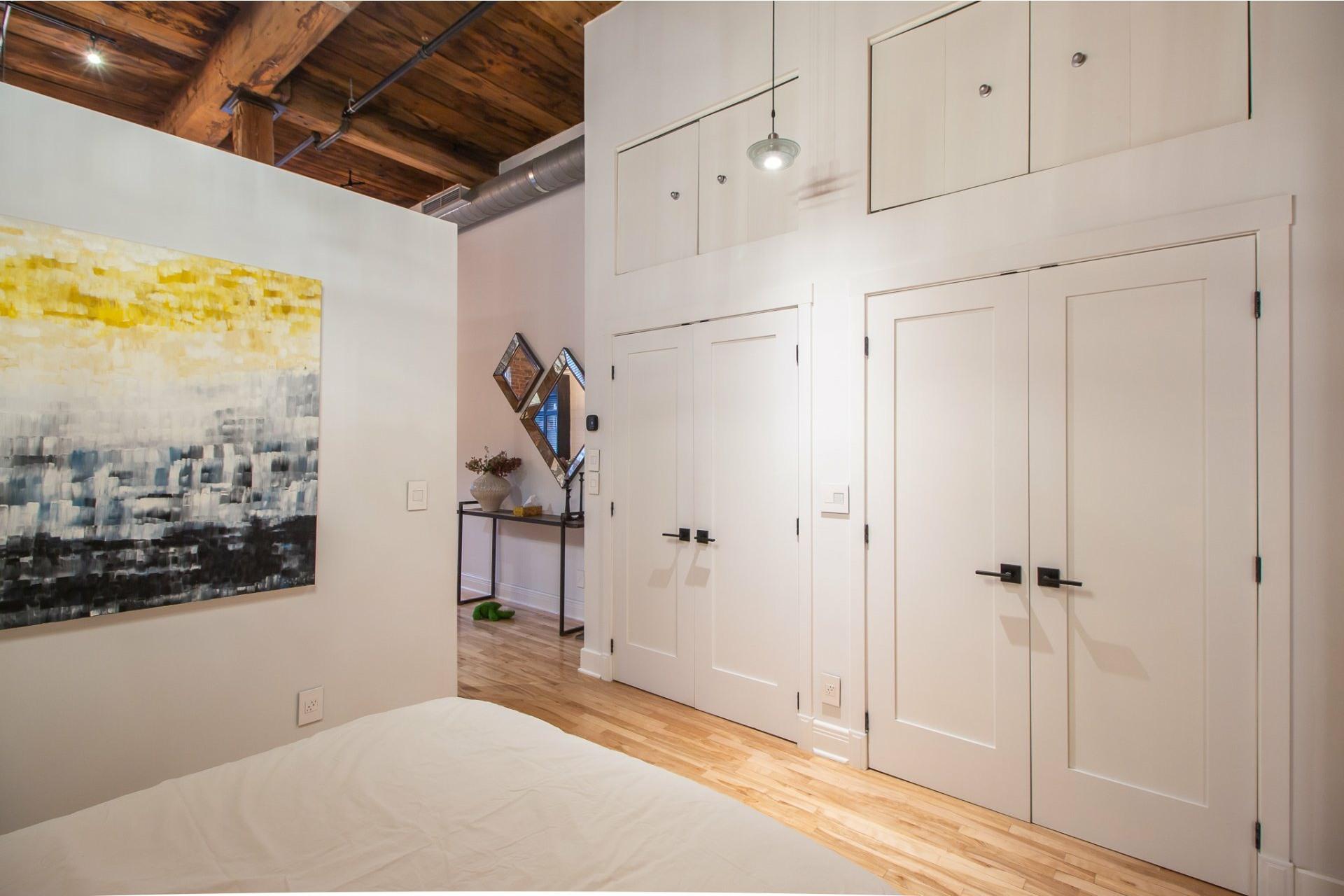 image 11 - Appartement À vendre Le Sud-Ouest Montréal  - 3 pièces