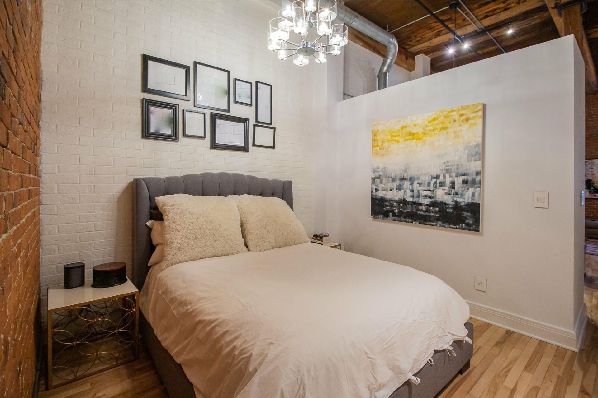 image 10 - Appartement À vendre Le Sud-Ouest Montréal  - 3 pièces
