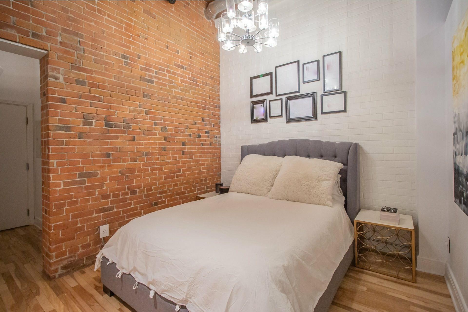 image 9 - Appartement À vendre Le Sud-Ouest Montréal  - 3 pièces