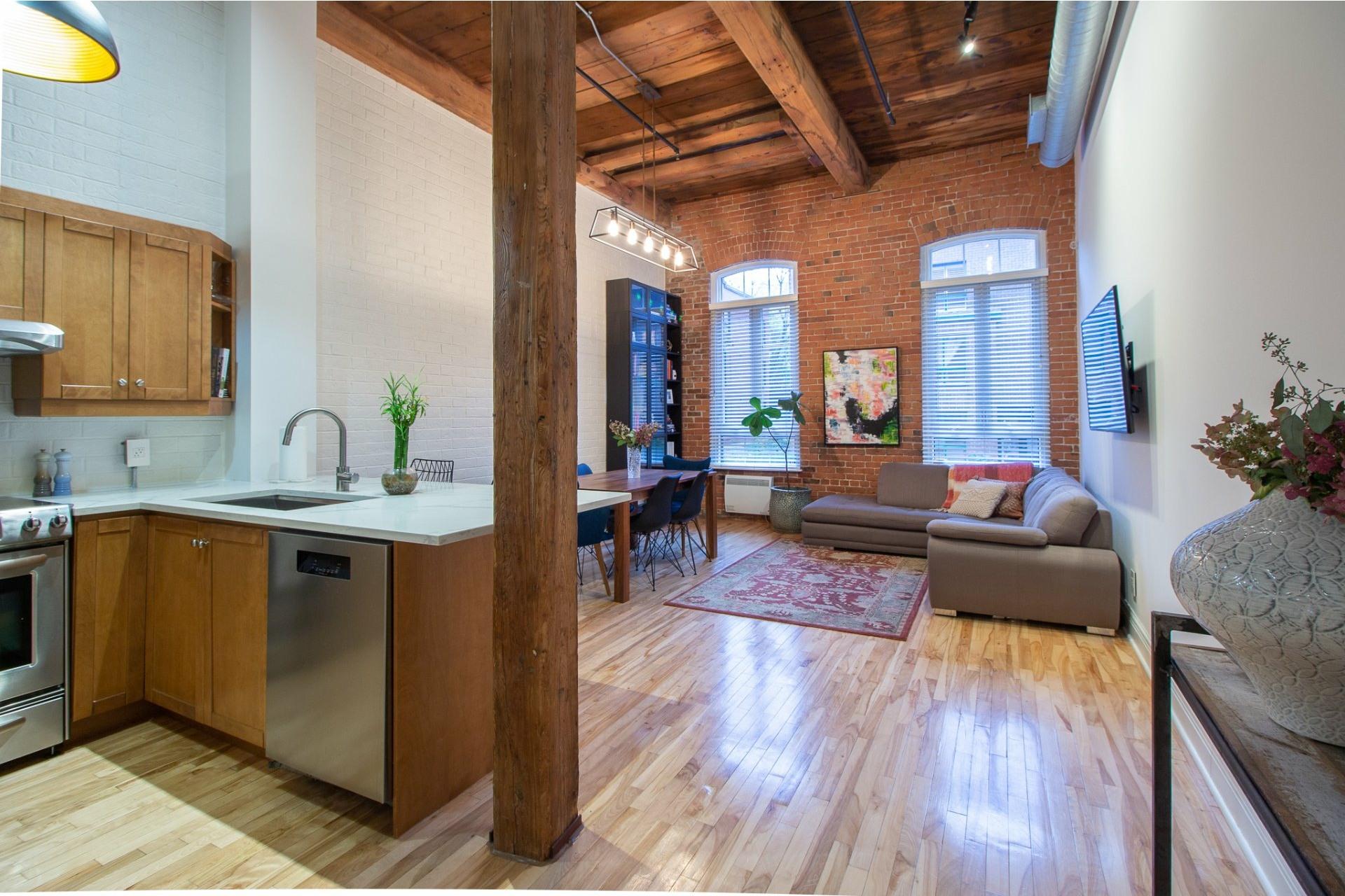 image 14 - Appartement À vendre Le Sud-Ouest Montréal  - 3 pièces