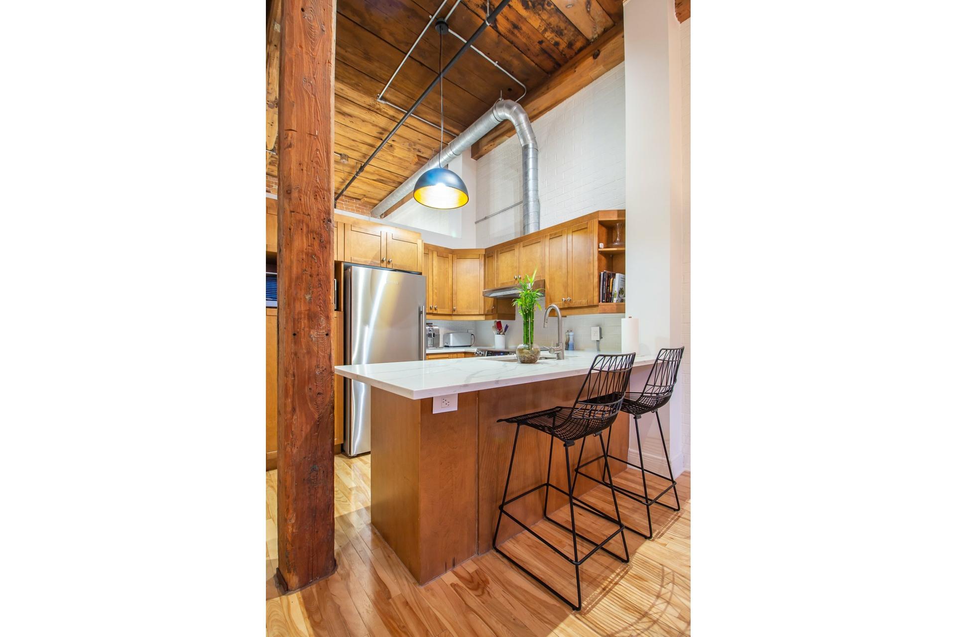 image 5 - Appartement À vendre Le Sud-Ouest Montréal  - 3 pièces