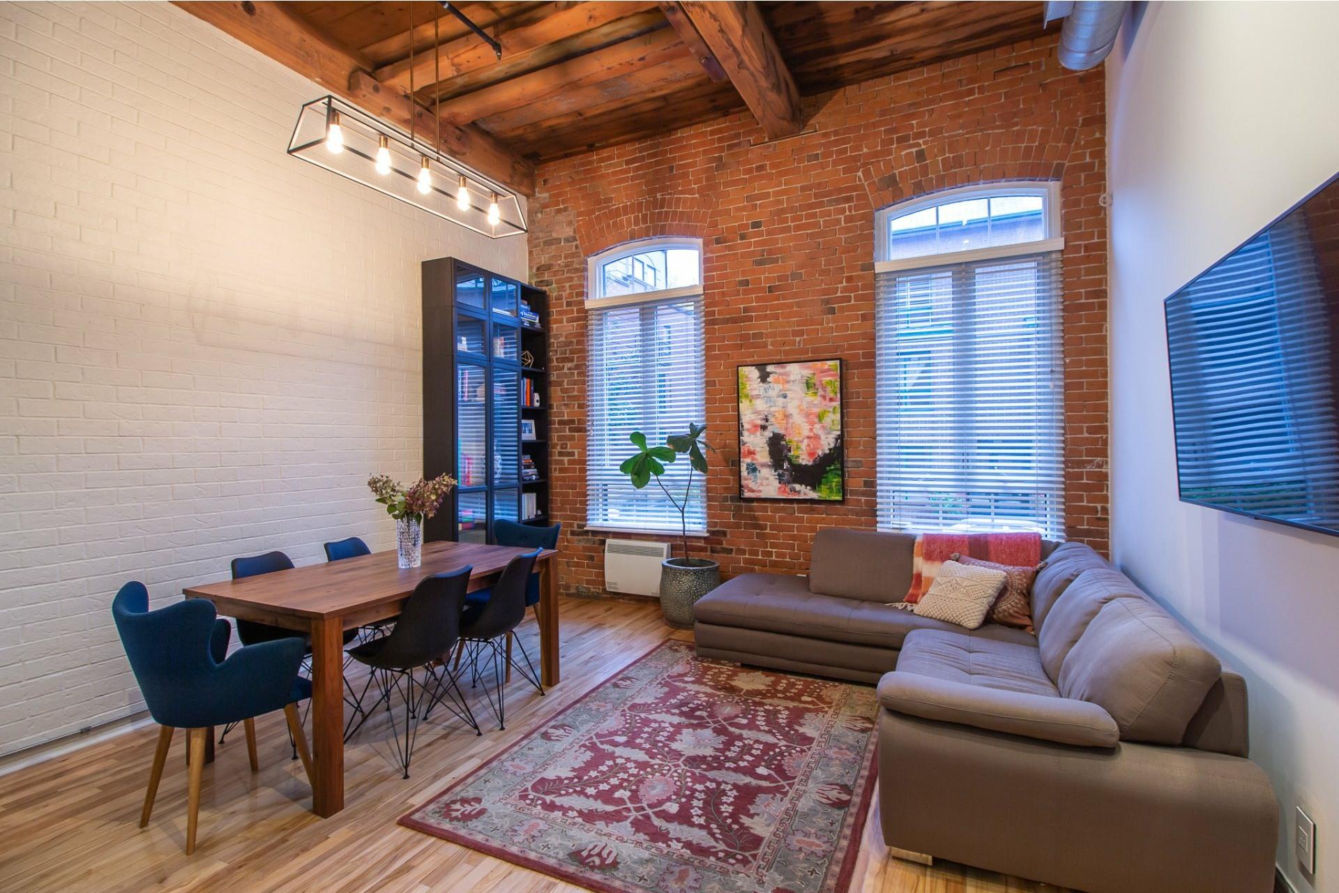 image 0 - Appartement À vendre Le Sud-Ouest Montréal  - 3 pièces