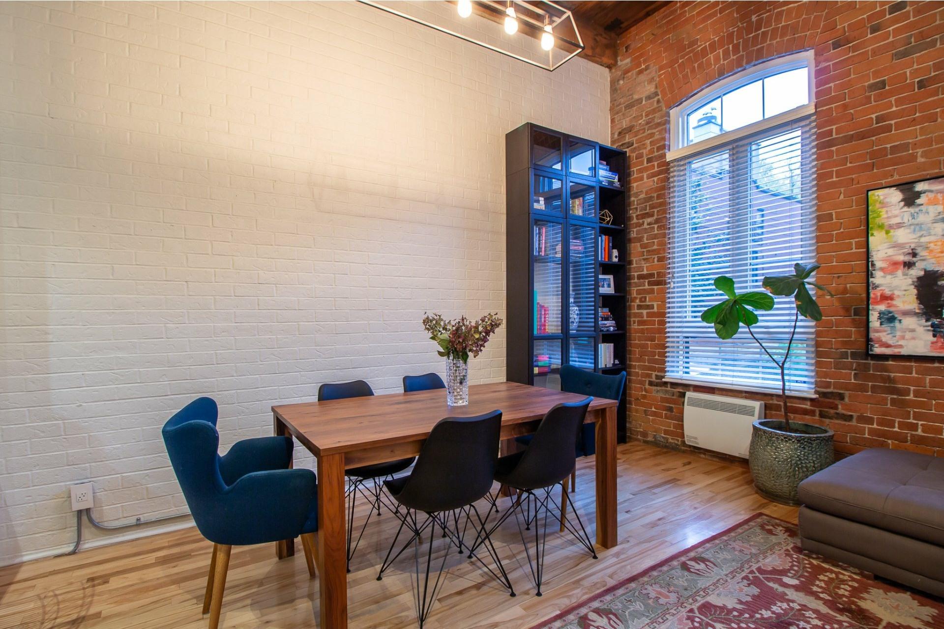 image 3 - Appartement À vendre Le Sud-Ouest Montréal  - 3 pièces