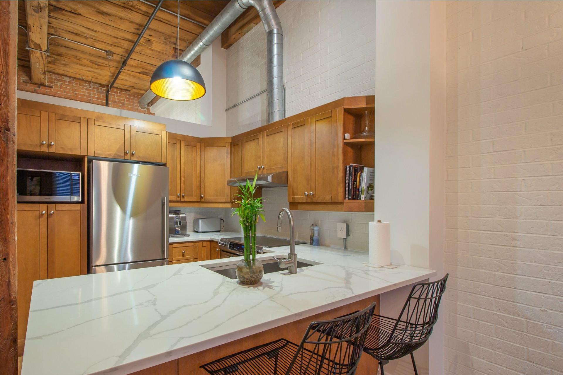 image 6 - Appartement À vendre Le Sud-Ouest Montréal  - 3 pièces