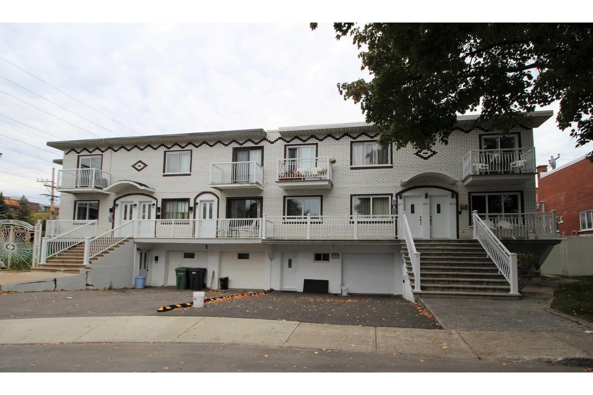 image 12 - Apartment For rent Saint-Léonard Montréal  - 4 rooms
