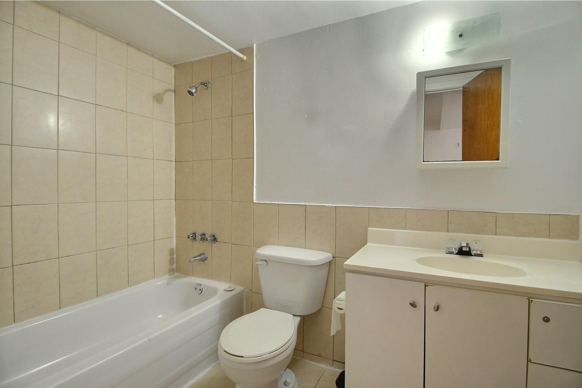 image 5 - Apartment For rent Saint-Léonard Montréal  - 4 rooms