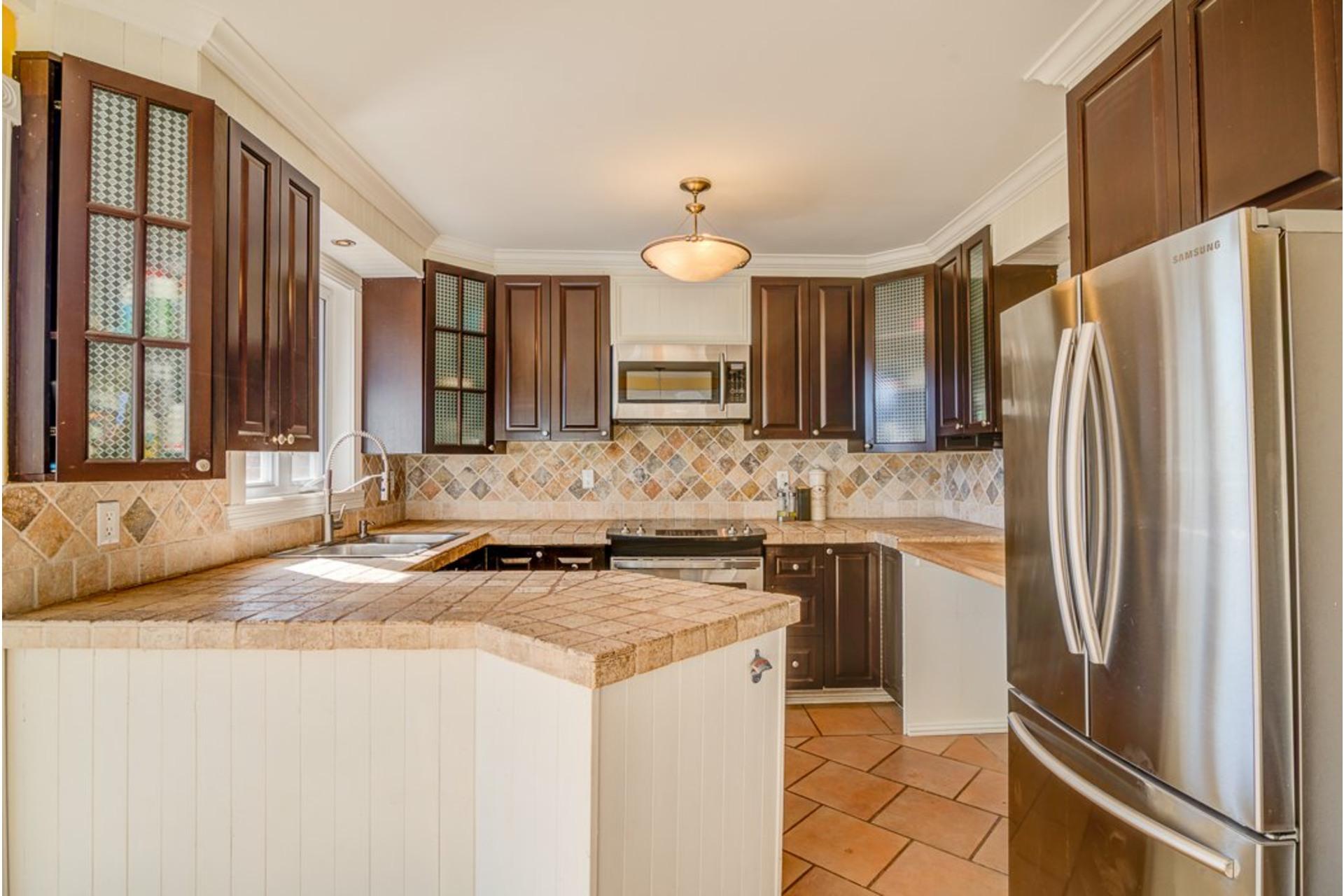 image 8 - House For sale Saint-Lin/Laurentides - 13 rooms