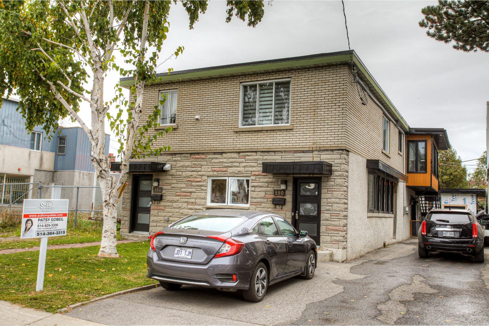 image 0 - Duplex À vendre Lachine Montréal  - 3 pièces