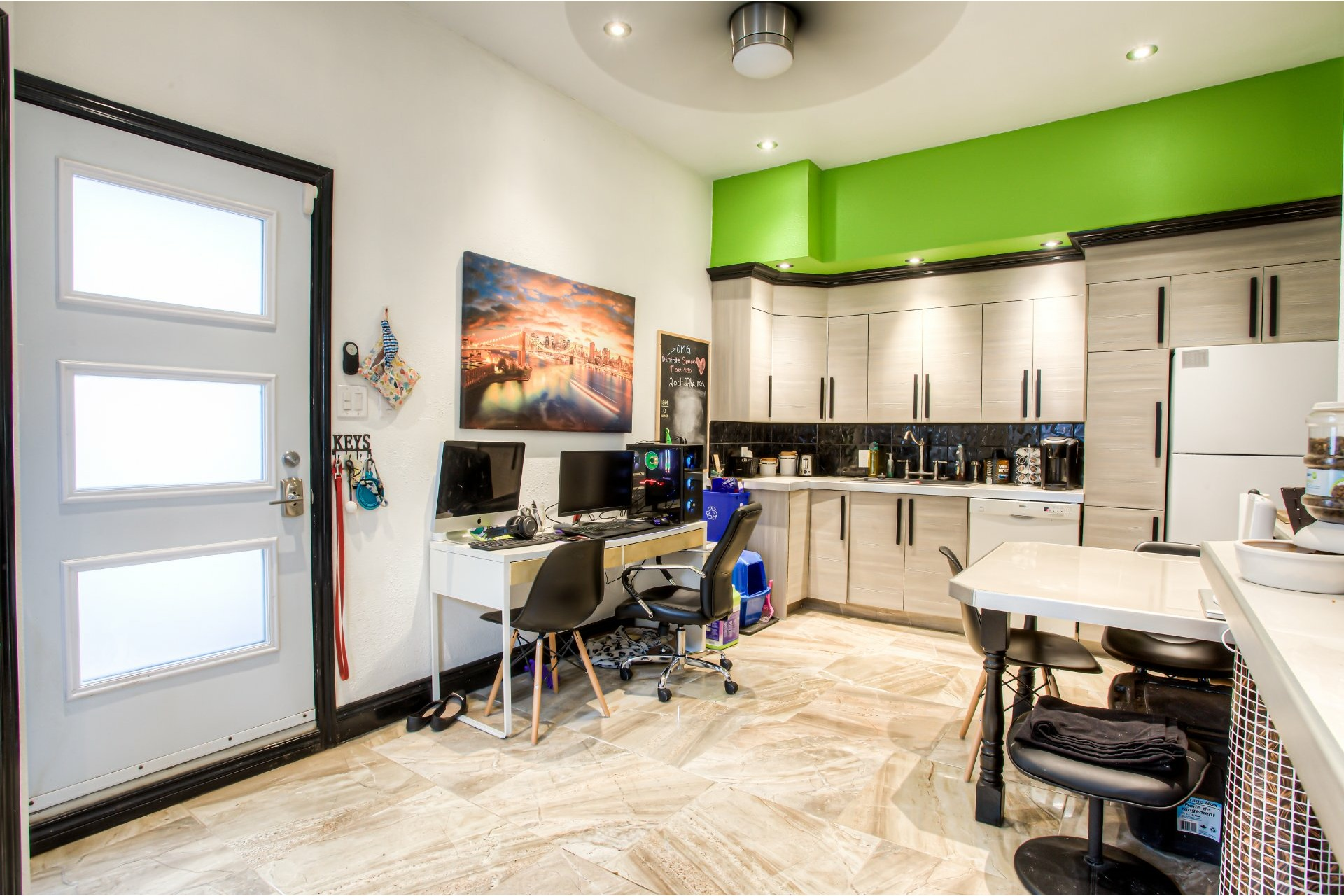 image 13 - Duplex À vendre Lachine Montréal  - 3 pièces