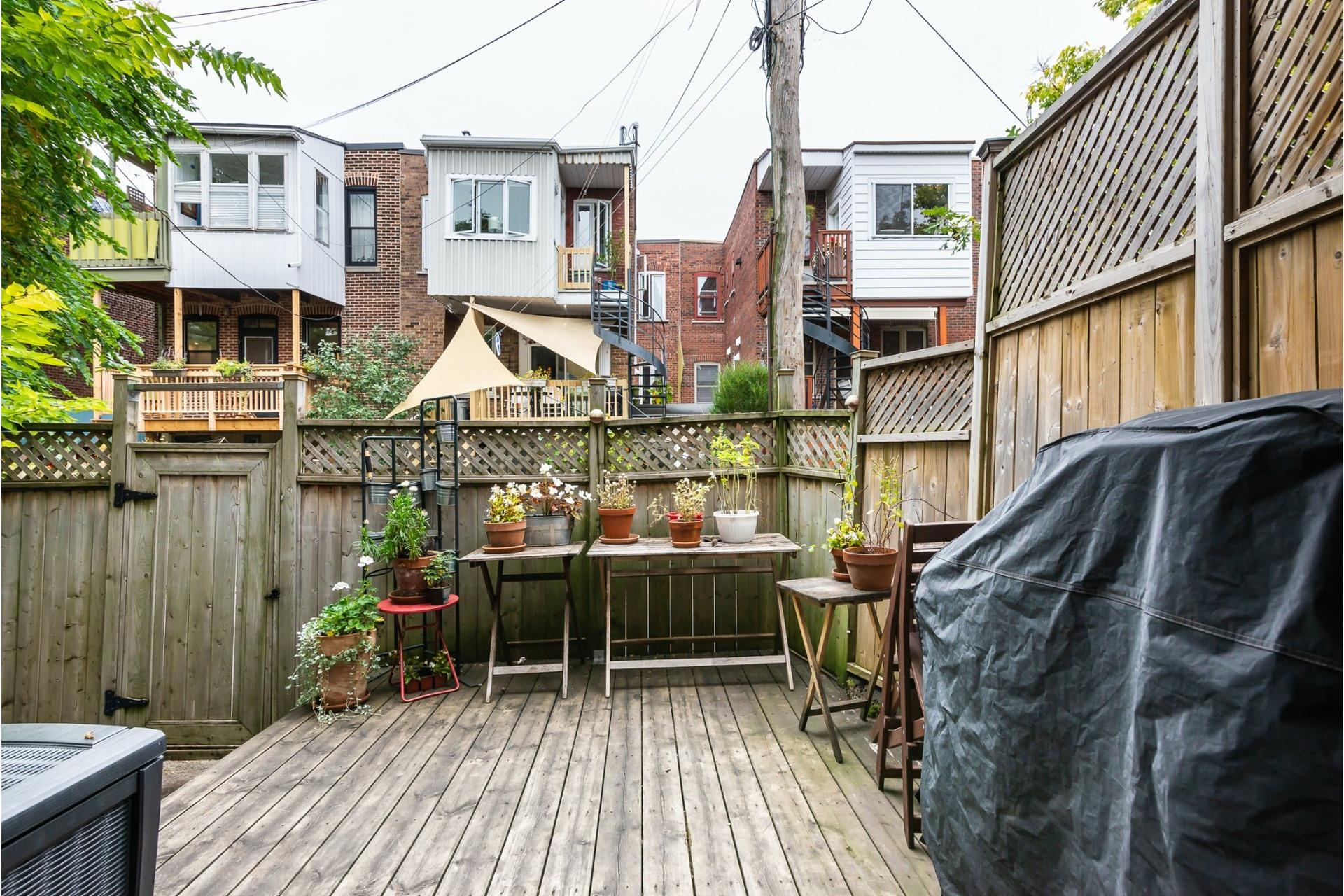 image 21 - Duplex À vendre Côte-des-Neiges/Notre-Dame-de-Grâce Montréal  - 5 pièces