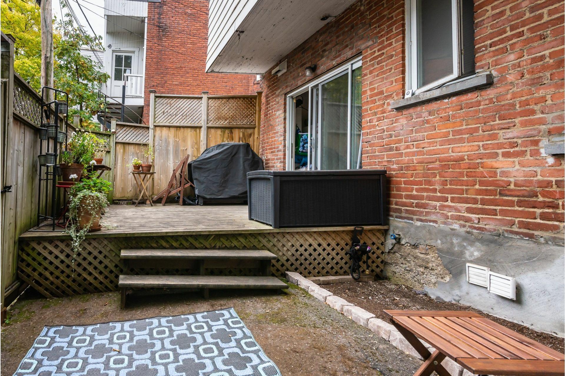 image 23 - Duplex À vendre Côte-des-Neiges/Notre-Dame-de-Grâce Montréal  - 5 pièces