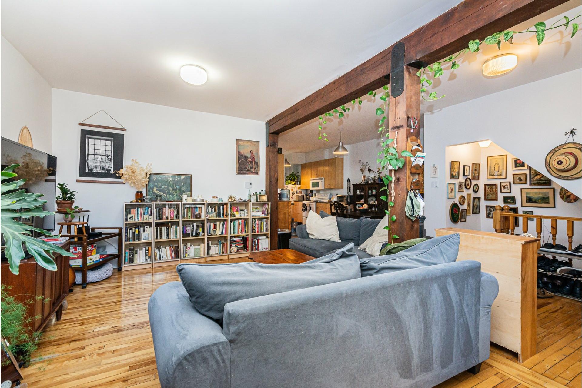 image 2 - Duplex À vendre Côte-des-Neiges/Notre-Dame-de-Grâce Montréal  - 5 pièces