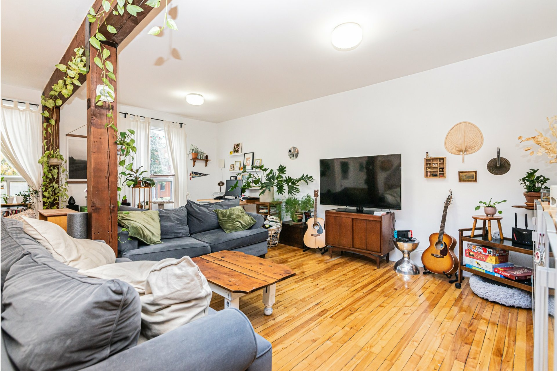 image 3 - Duplex À vendre Côte-des-Neiges/Notre-Dame-de-Grâce Montréal  - 5 pièces
