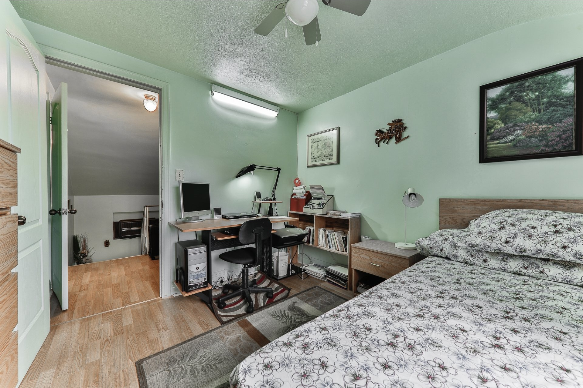 image 15 - House For sale Ahuntsic-Cartierville Montréal  - 8 rooms