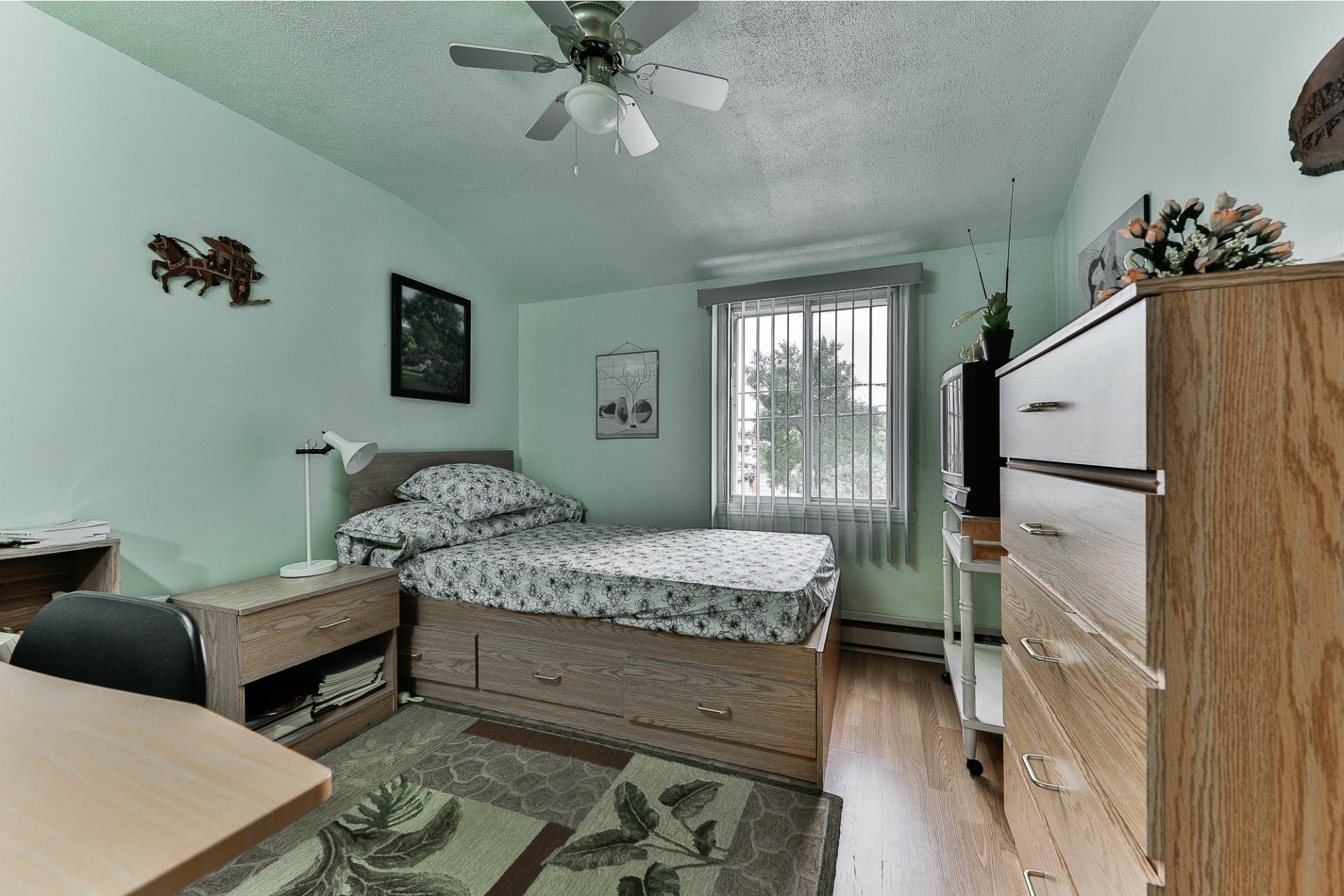 image 14 - House For sale Ahuntsic-Cartierville Montréal  - 8 rooms